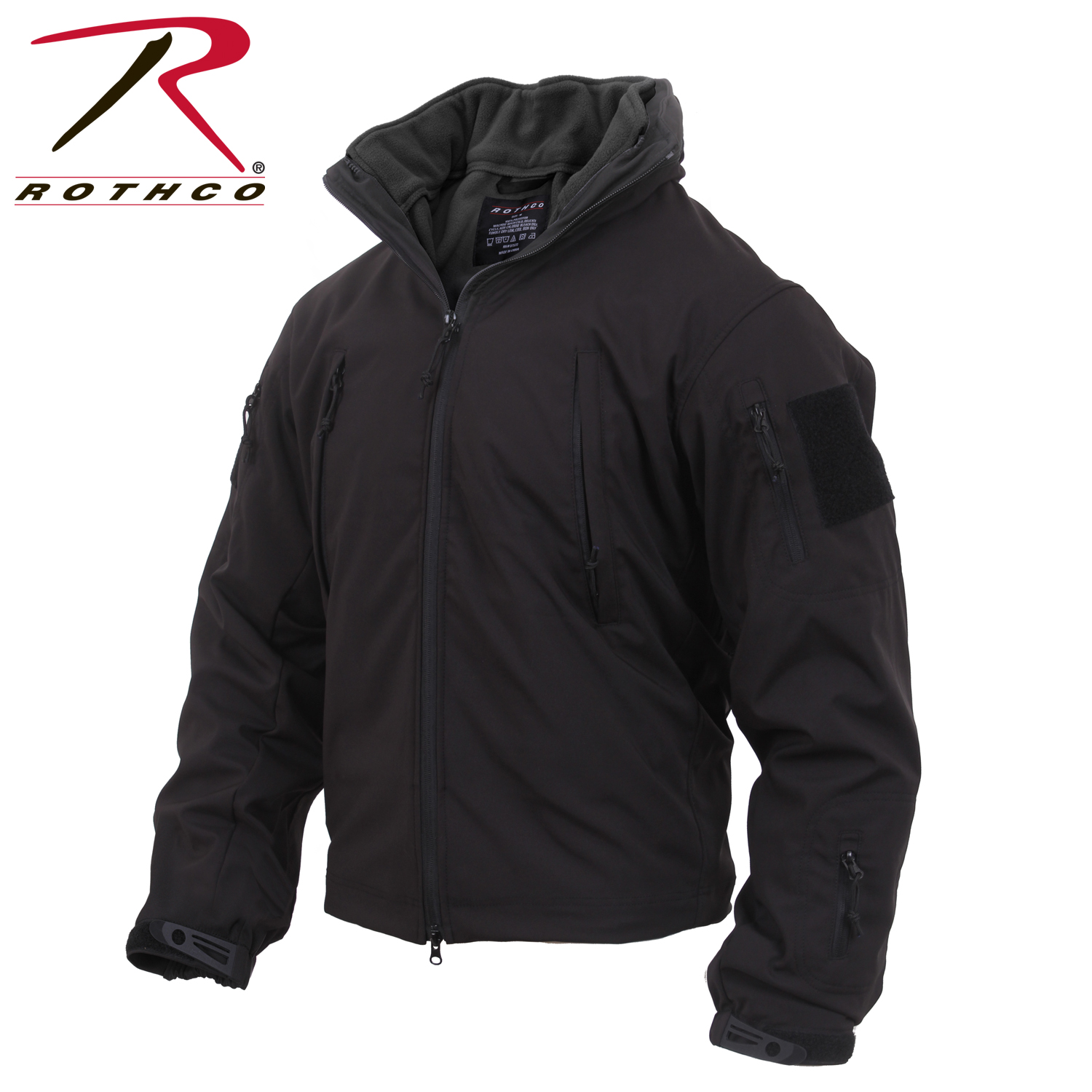 39641cec2cf Rothco Special Ops Tactical Soft Shell Jacket