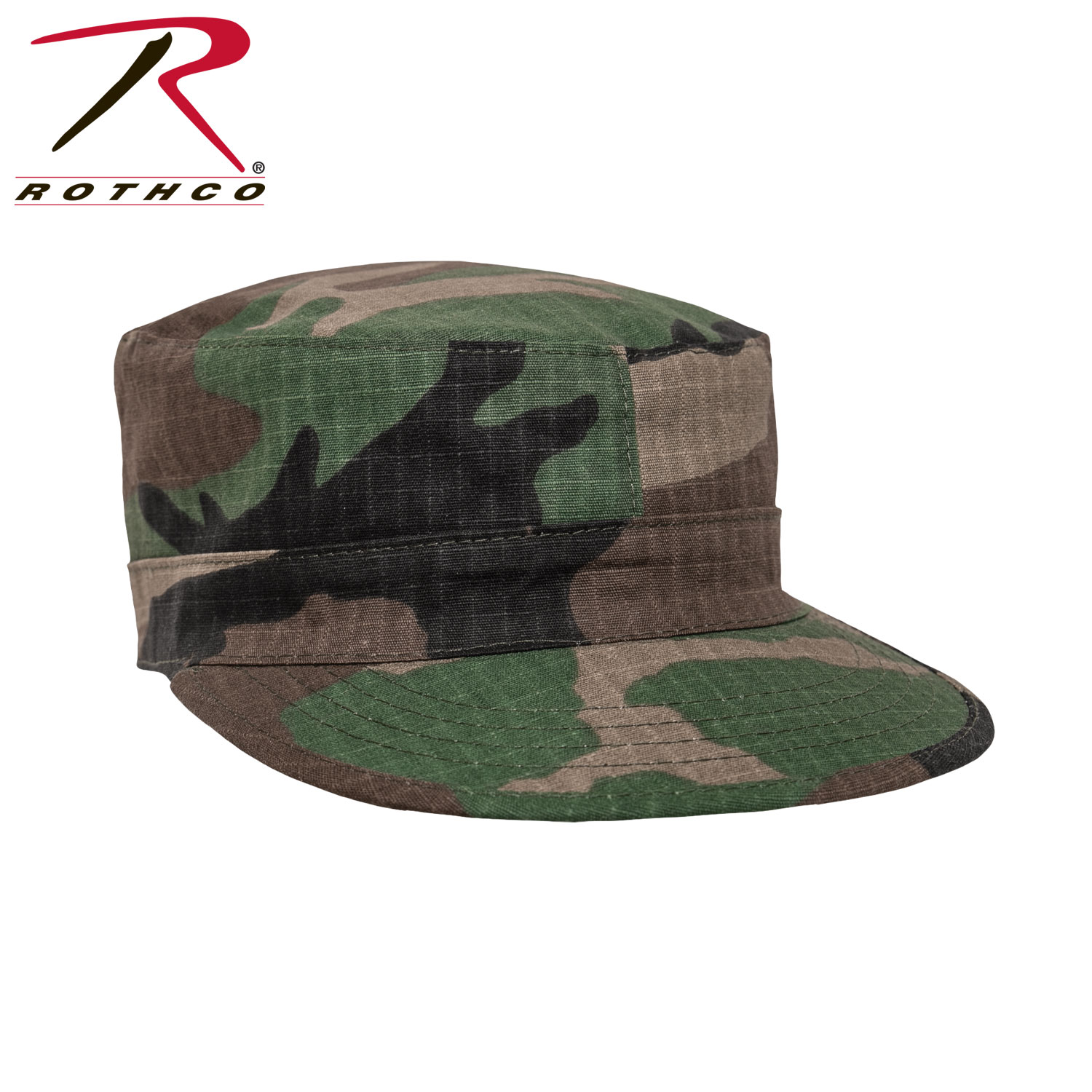 4cded12b548 Rothco Camo Fatigue Caps