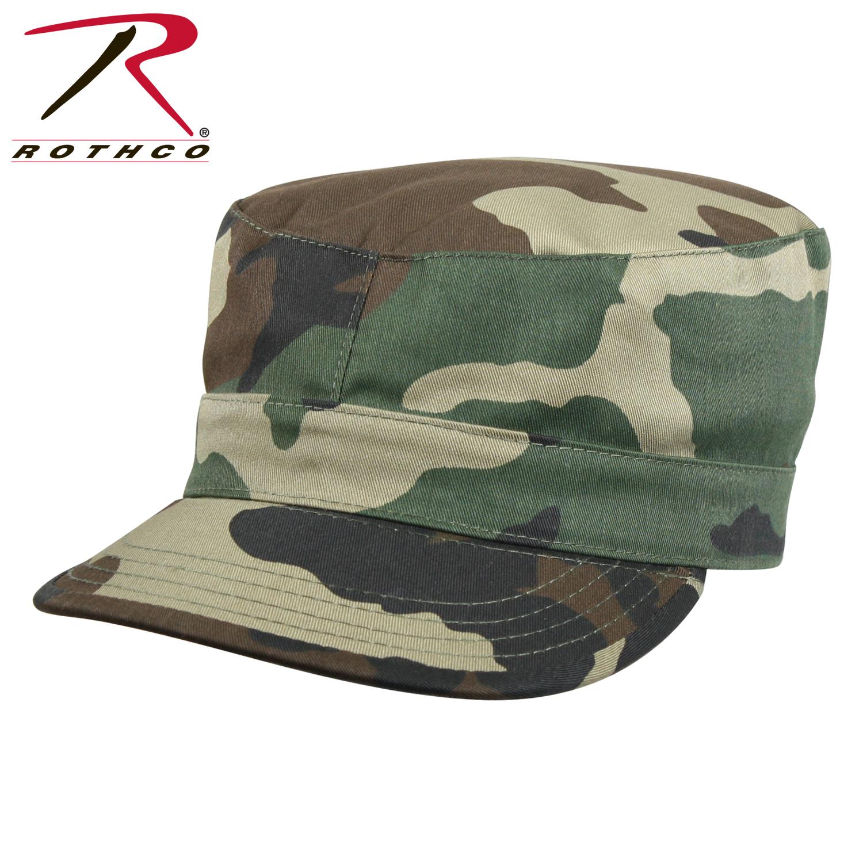 d85f76b8727063 Rothco Camo Fatigue Caps