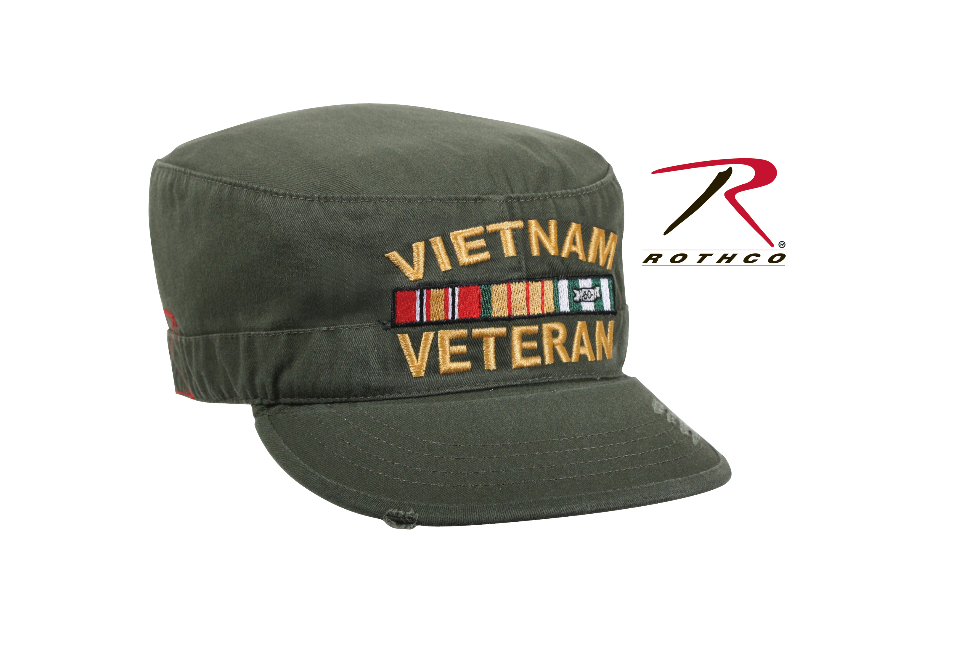 Rothco Vintage Vietnam Veteran Fatigue Cap
