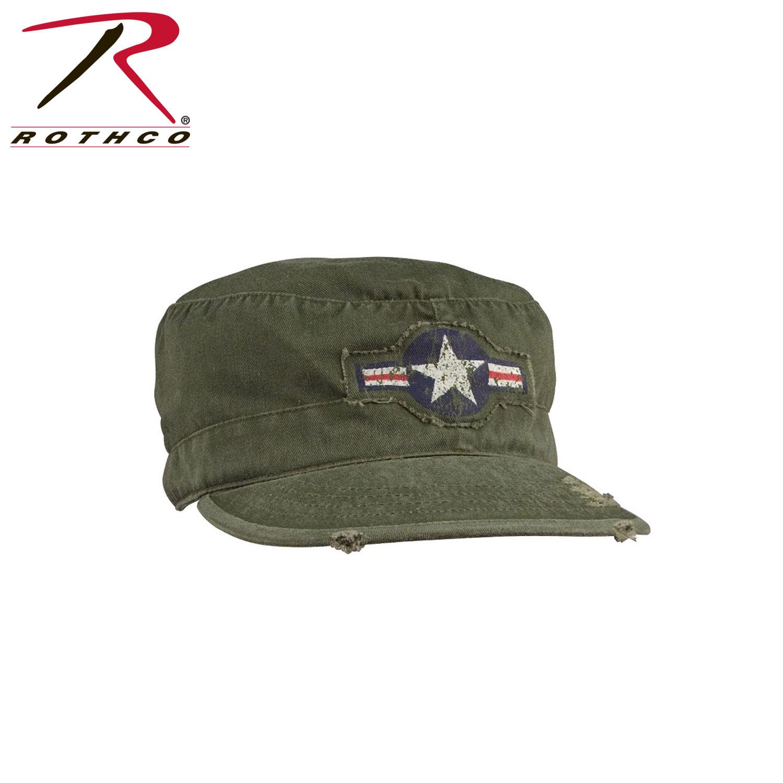 Rothco Vintage Air Corps Fatigue Cap 13959a65efd