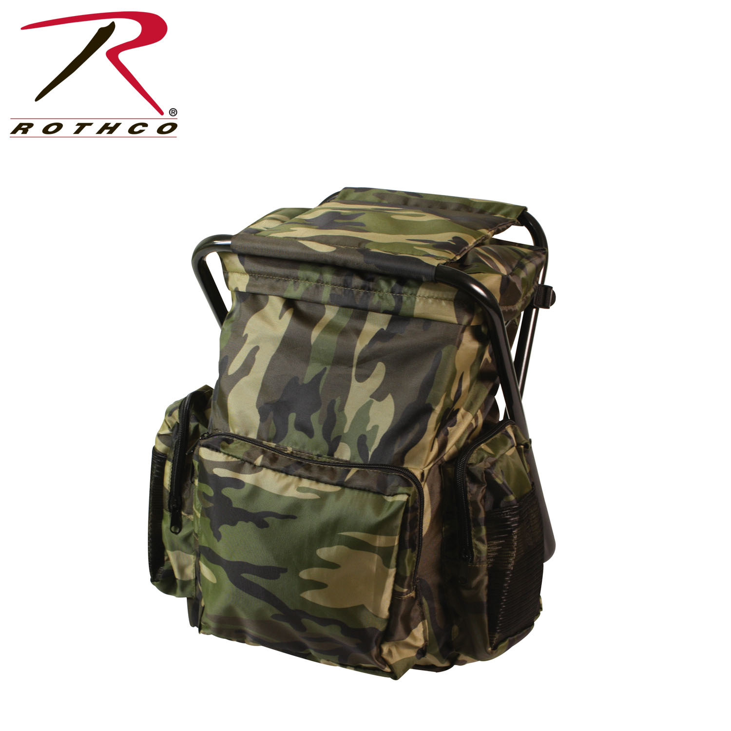 Rothco 4568 4548 Backpack And Stool Combo Pack Ebay
