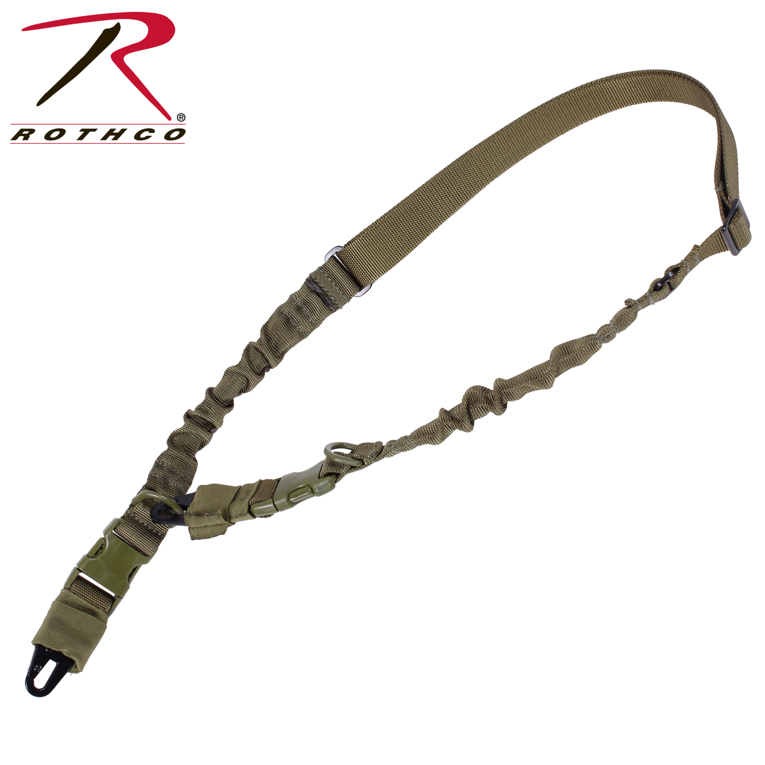 Rothco single point sling Rothco Single Point Sling - Coyote Brown
