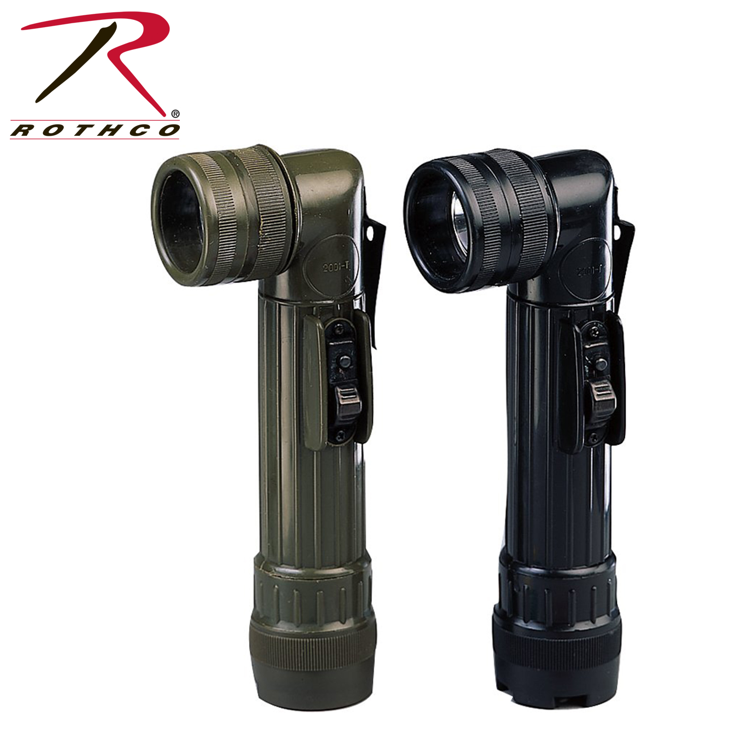 Rothco Army Style C Cell Flashlights