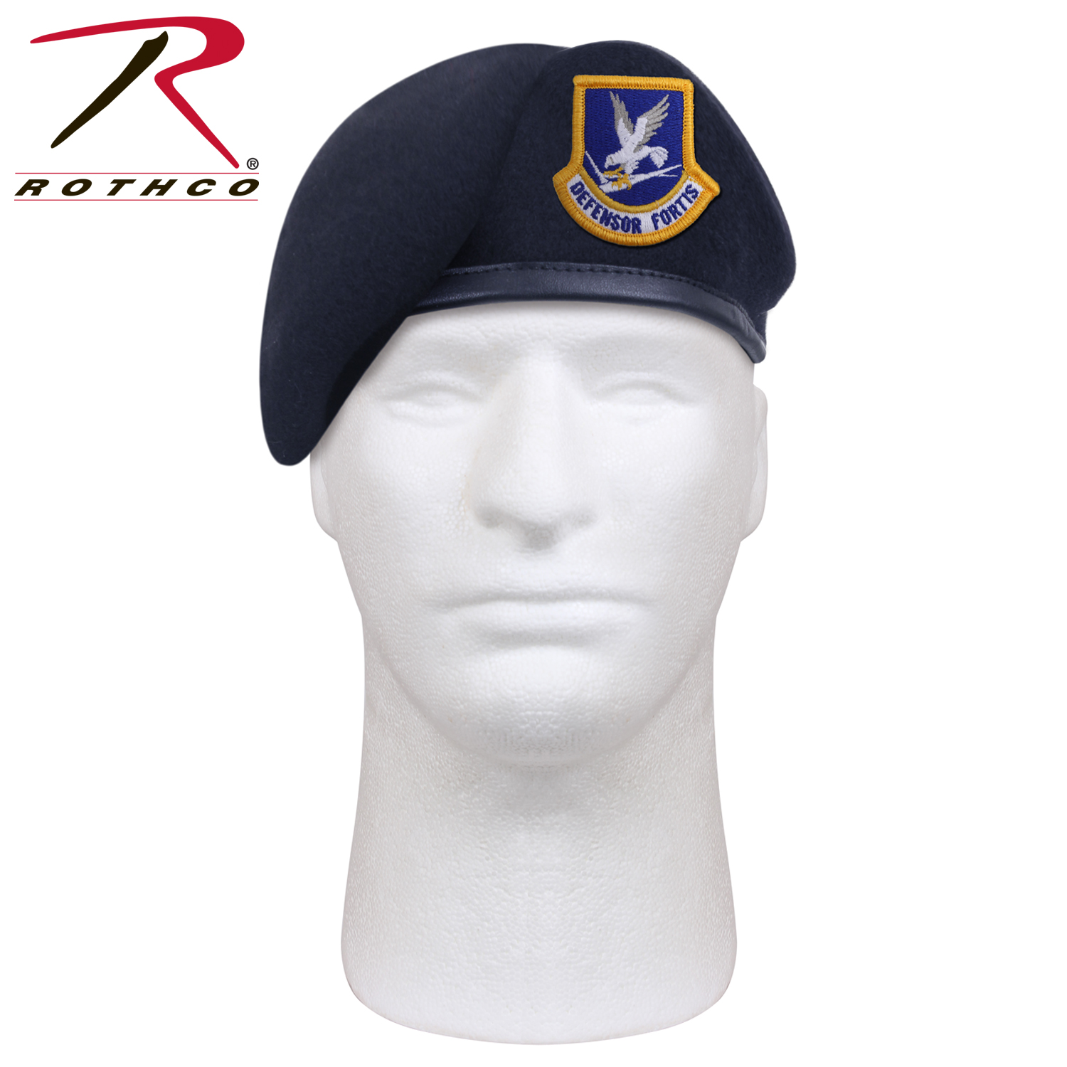 f8221cec71ef9 Rothco Inspection Ready Beret With USAF Flash