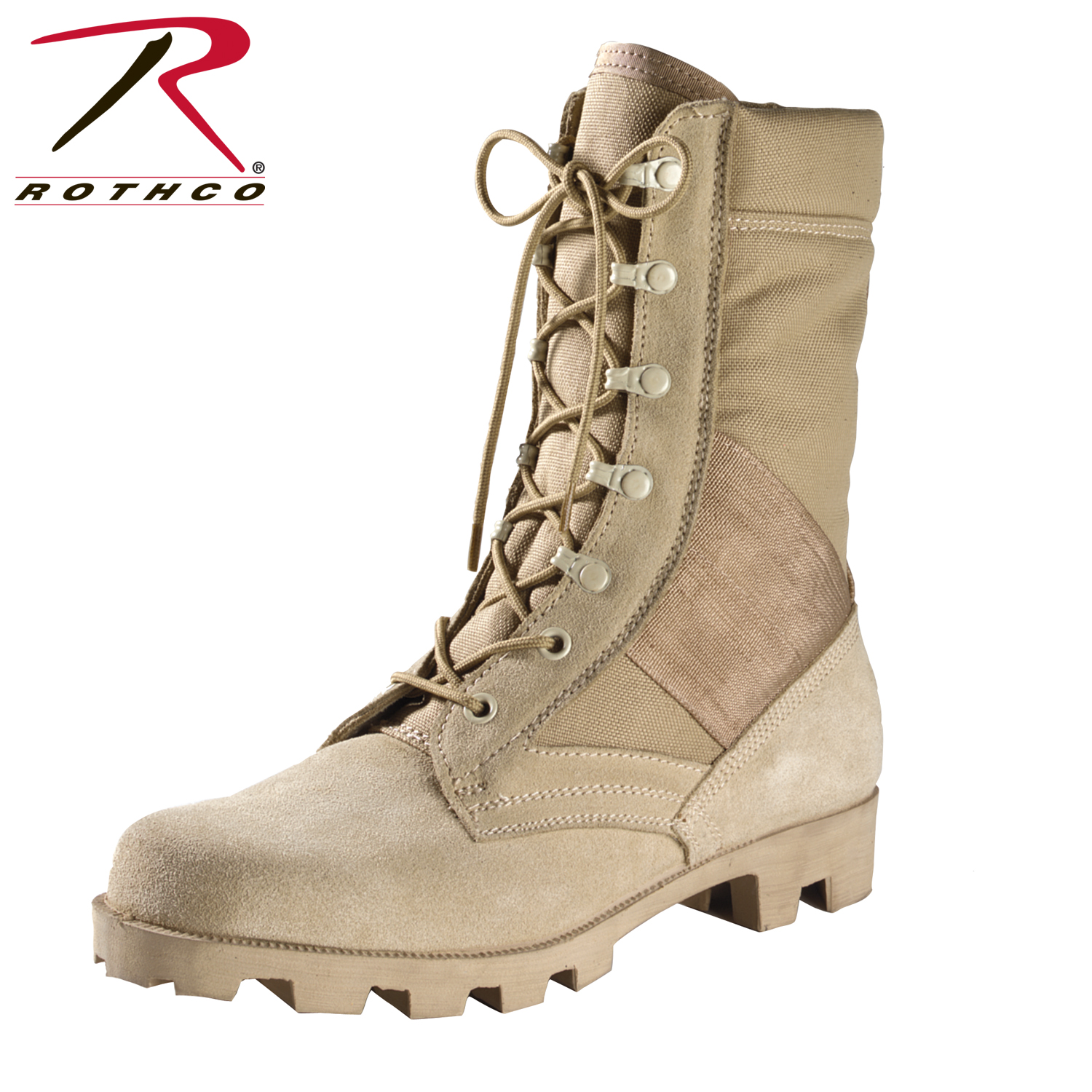 Rothco GI Type Speedlace Desert Tan Jungle Boot