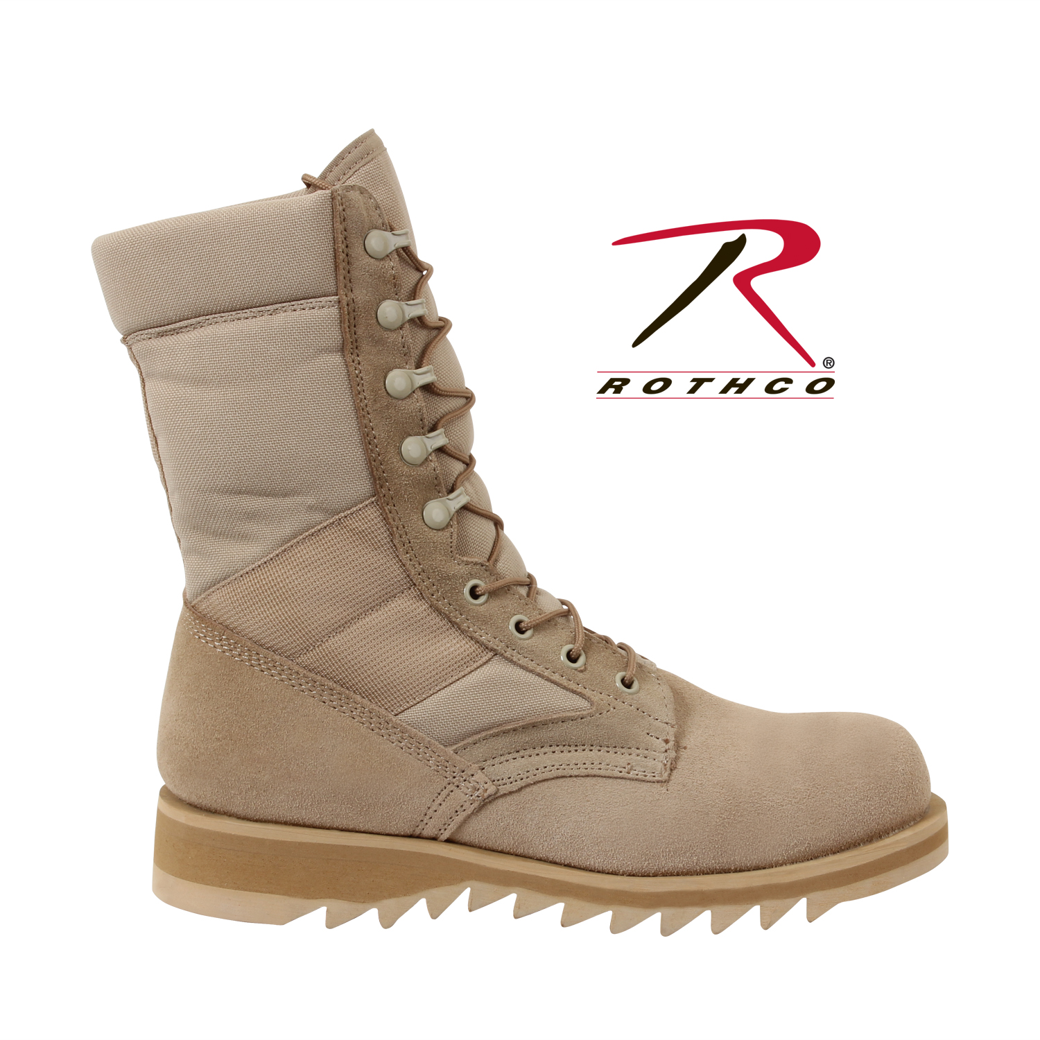 rothco 5058 g i type ripple sole desert jungle boots