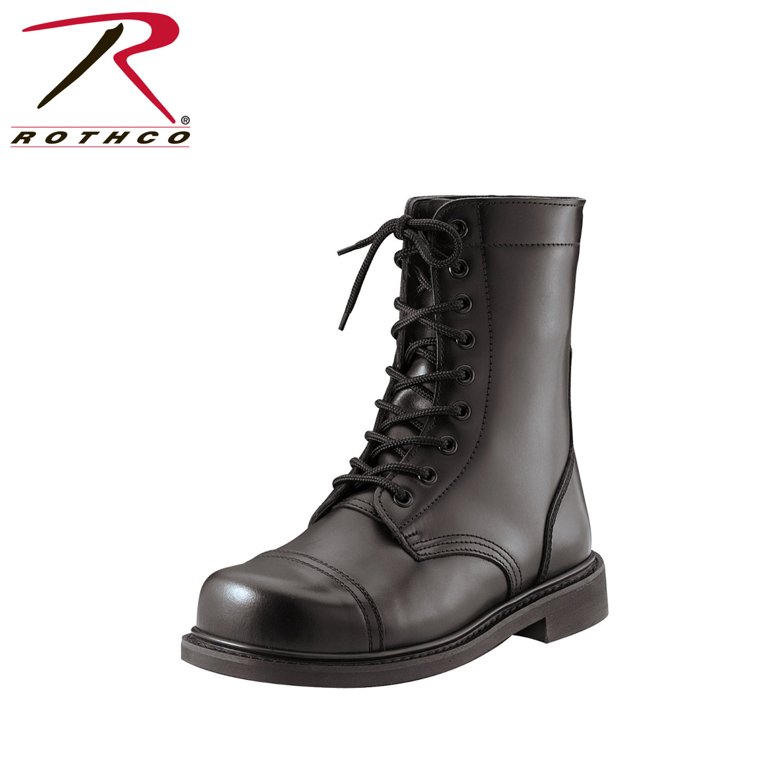 575eefa5fd4 Rothco Steel Toe Combat Boot