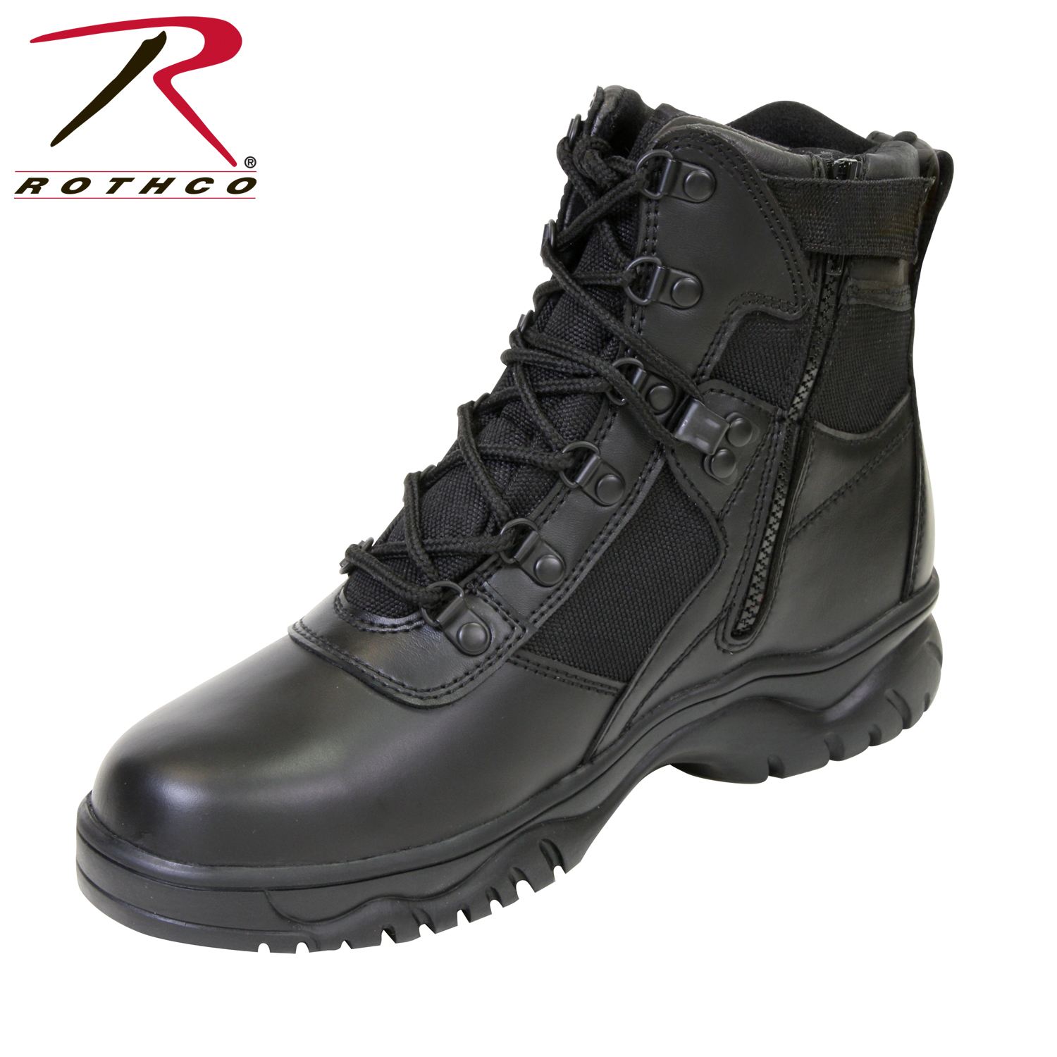 423ec50c801 Rothco 6 Inch Blood Pathogen Tactical Boot