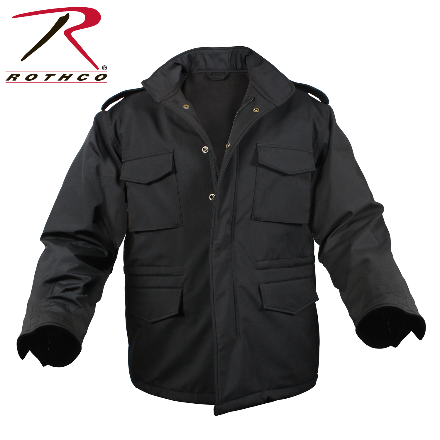 Rothco Soft Shell Tactical M 65 Field Jacket