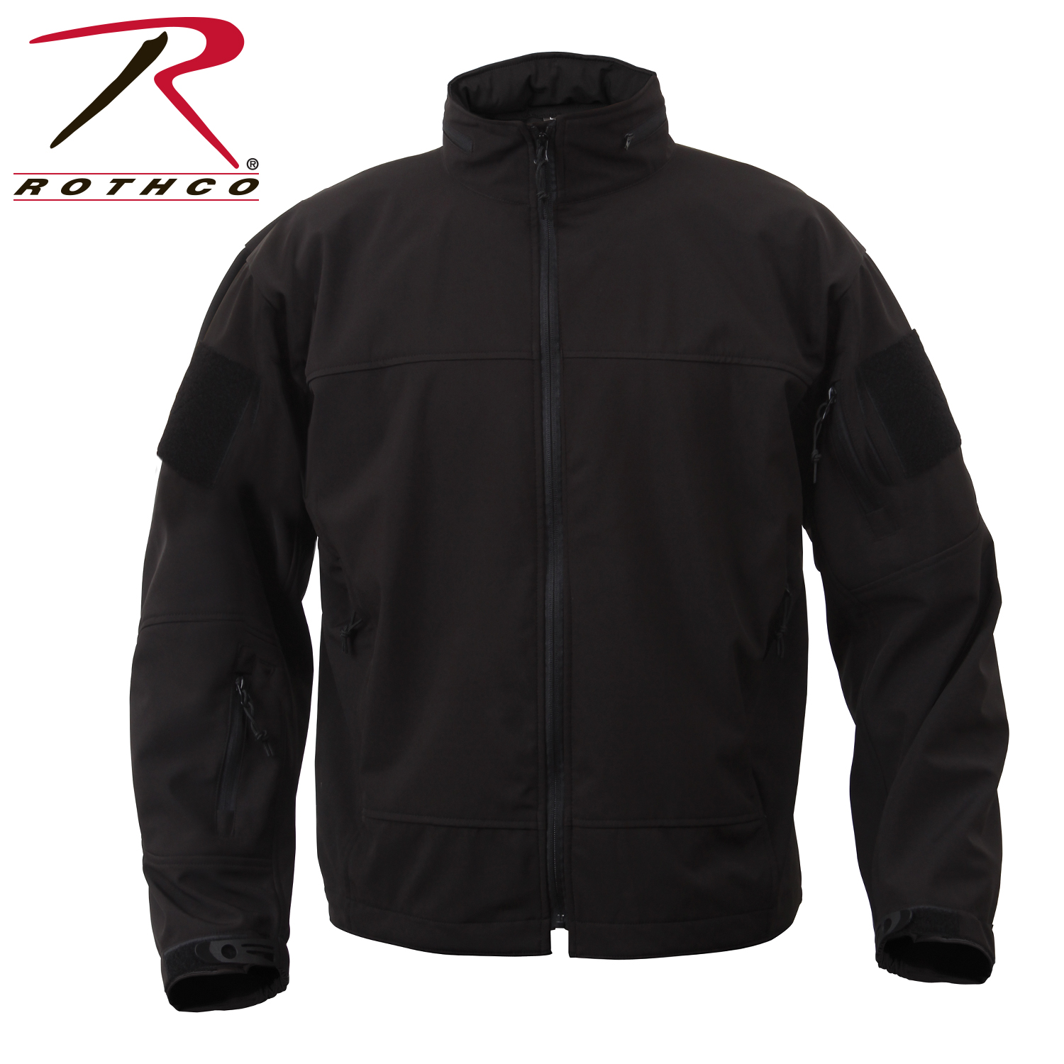 ae7986317 Rothco Covert Ops Light Weight Soft Shell Jacket