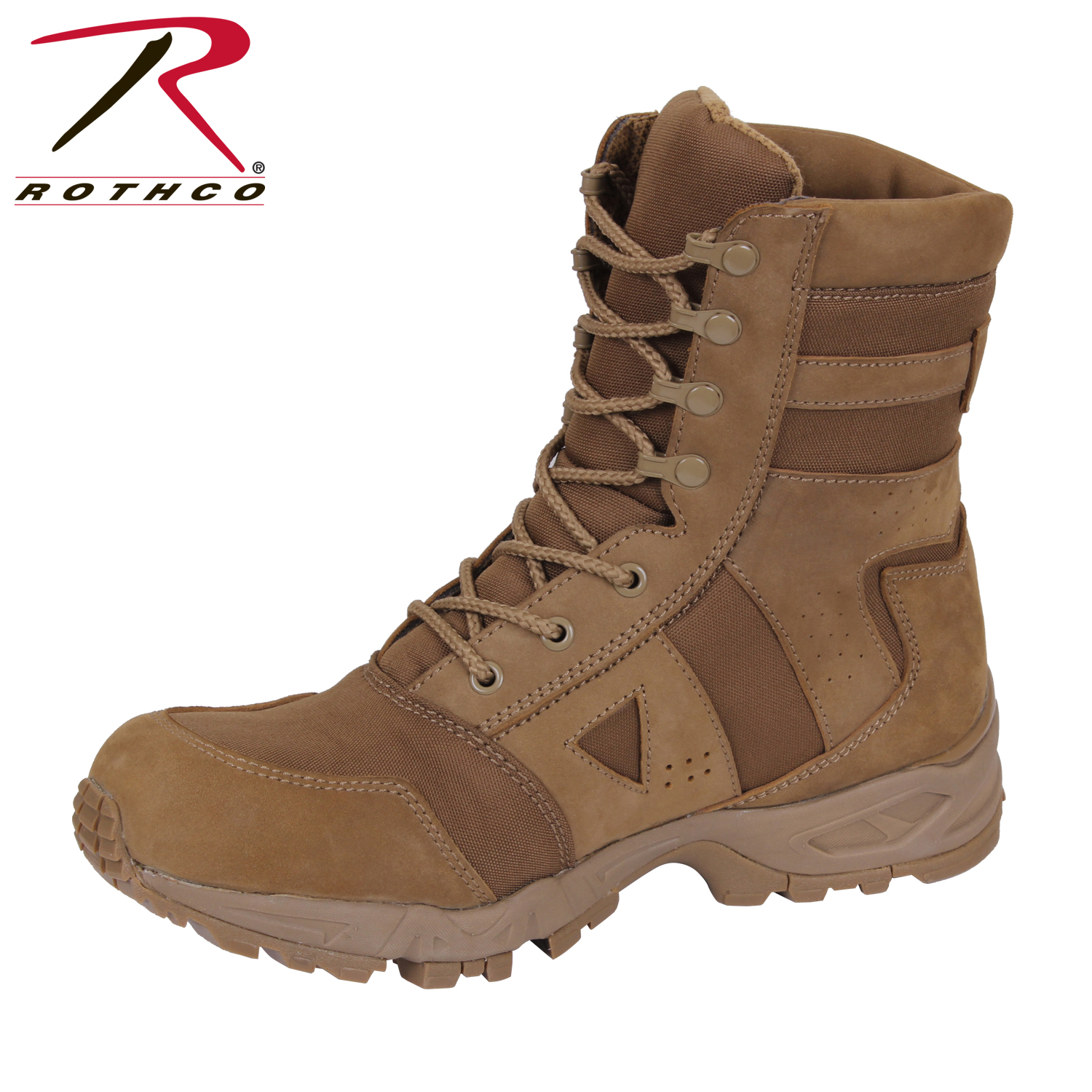Rothco Ar 670 1 Coyote Forced Entry Tactical Boot