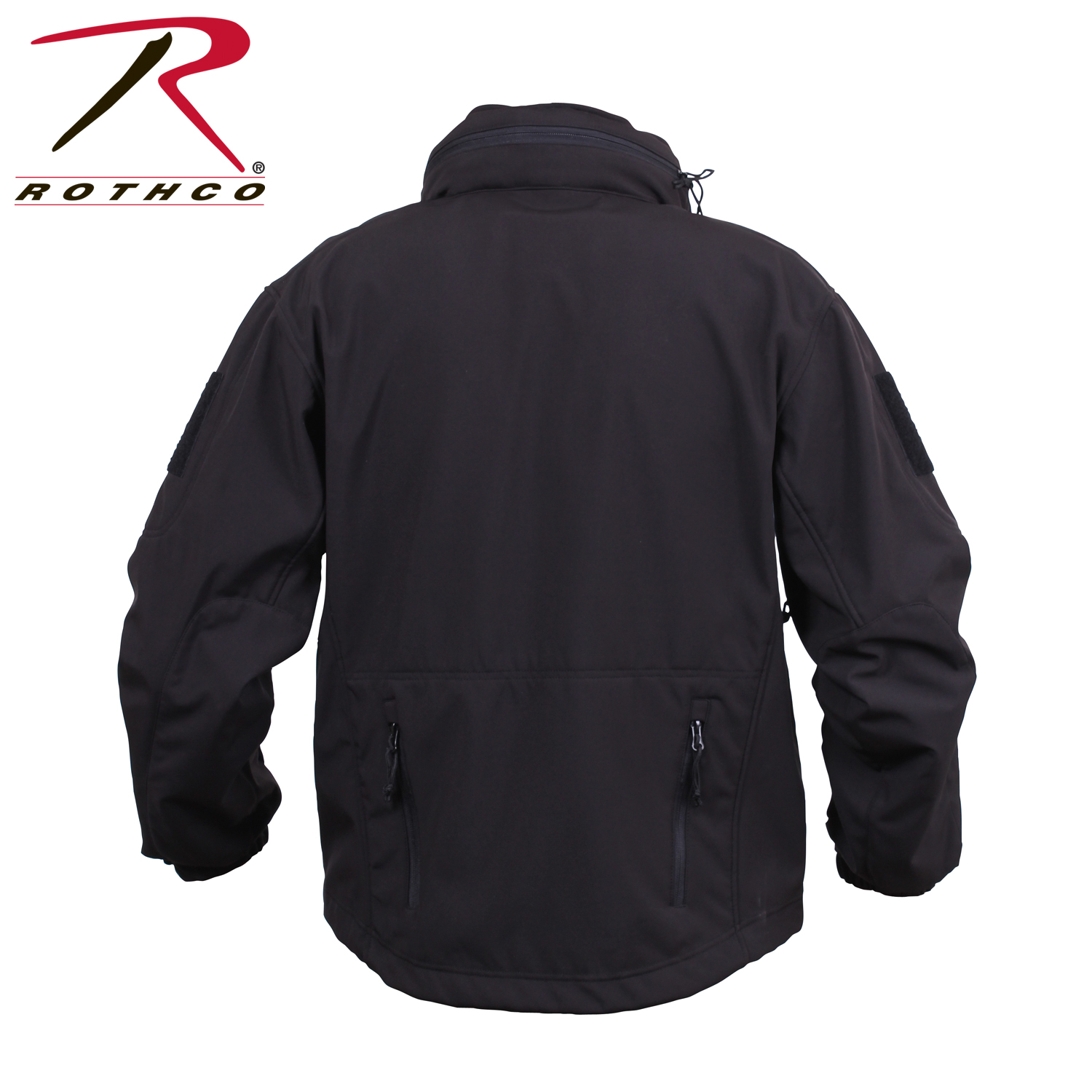 Rothco 55385 Concealed Carry Soft Shell Jacket