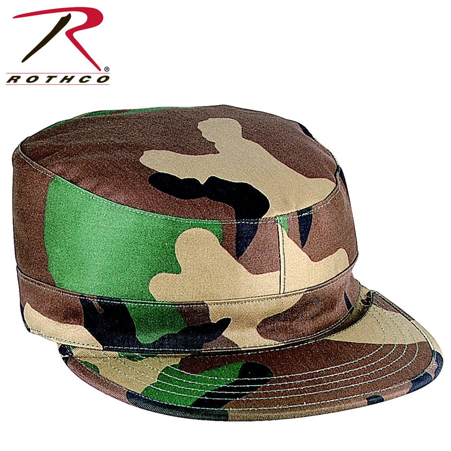 Rothco Gov t Spec 2 Ply Rip-Stop Army Ranger Fatigue Caps 3dfdc82d7ba