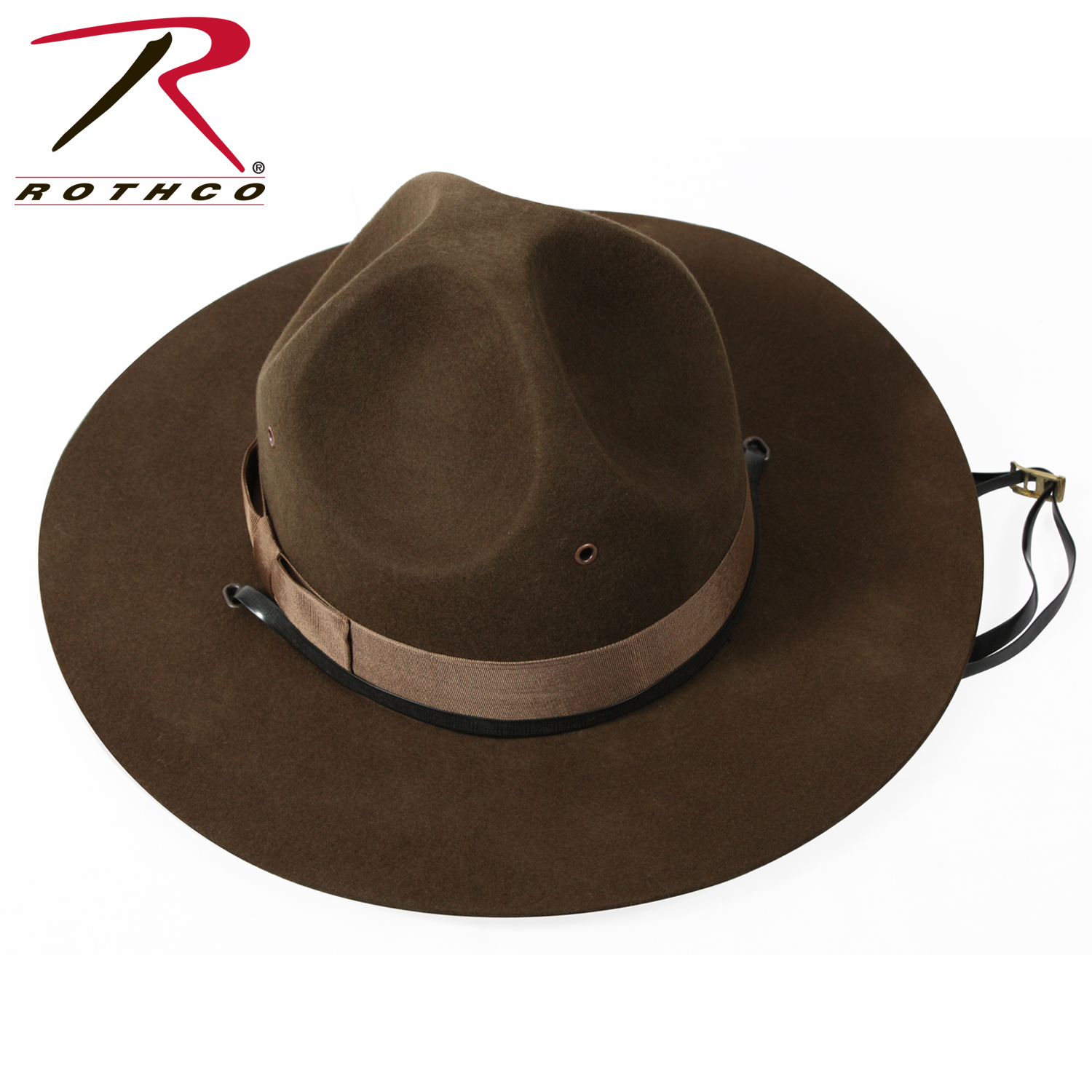 0352c88b18a Rothco Military Campaign Hat