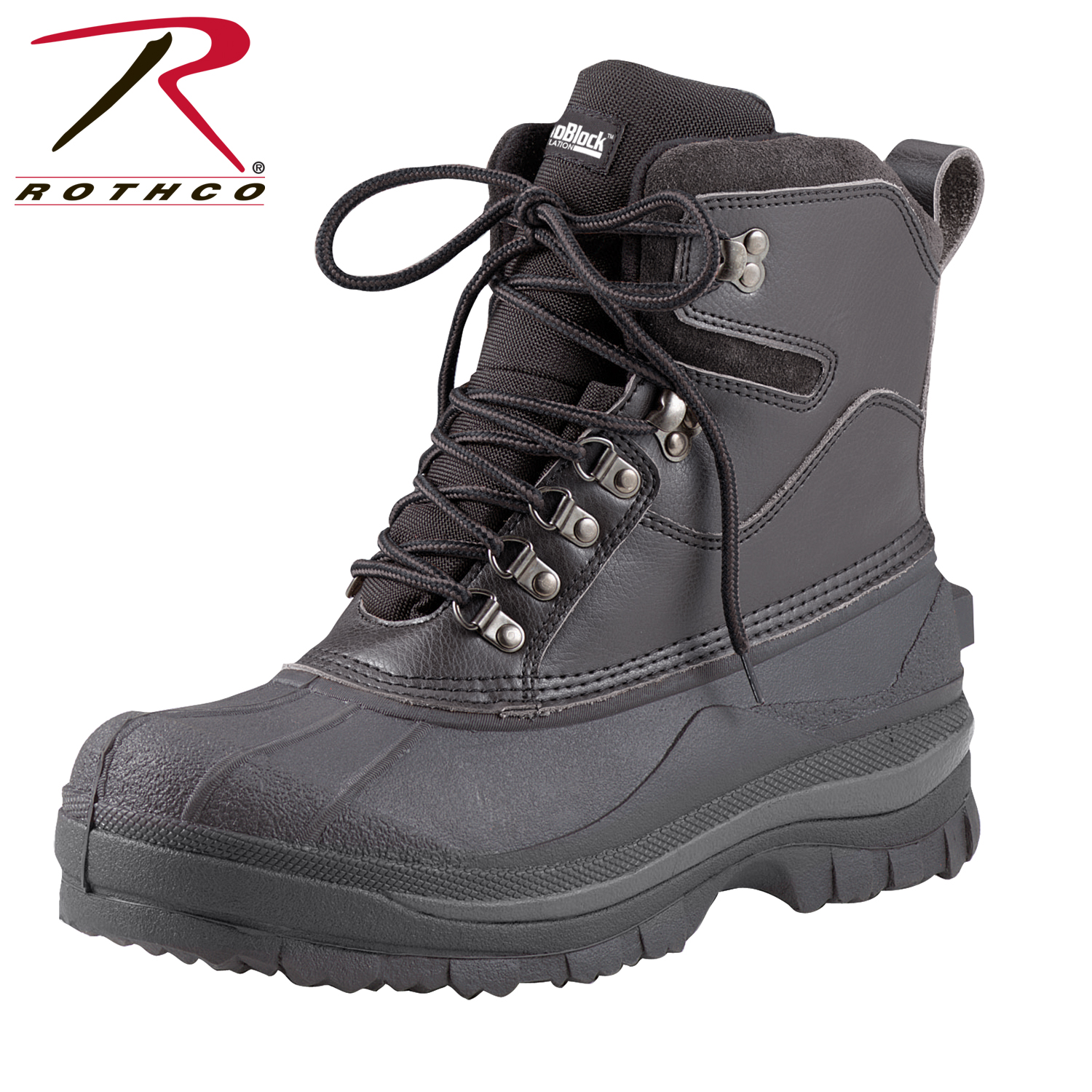 3d729aa9e6d Rothco Extreme Cold Weather Hiking Boots