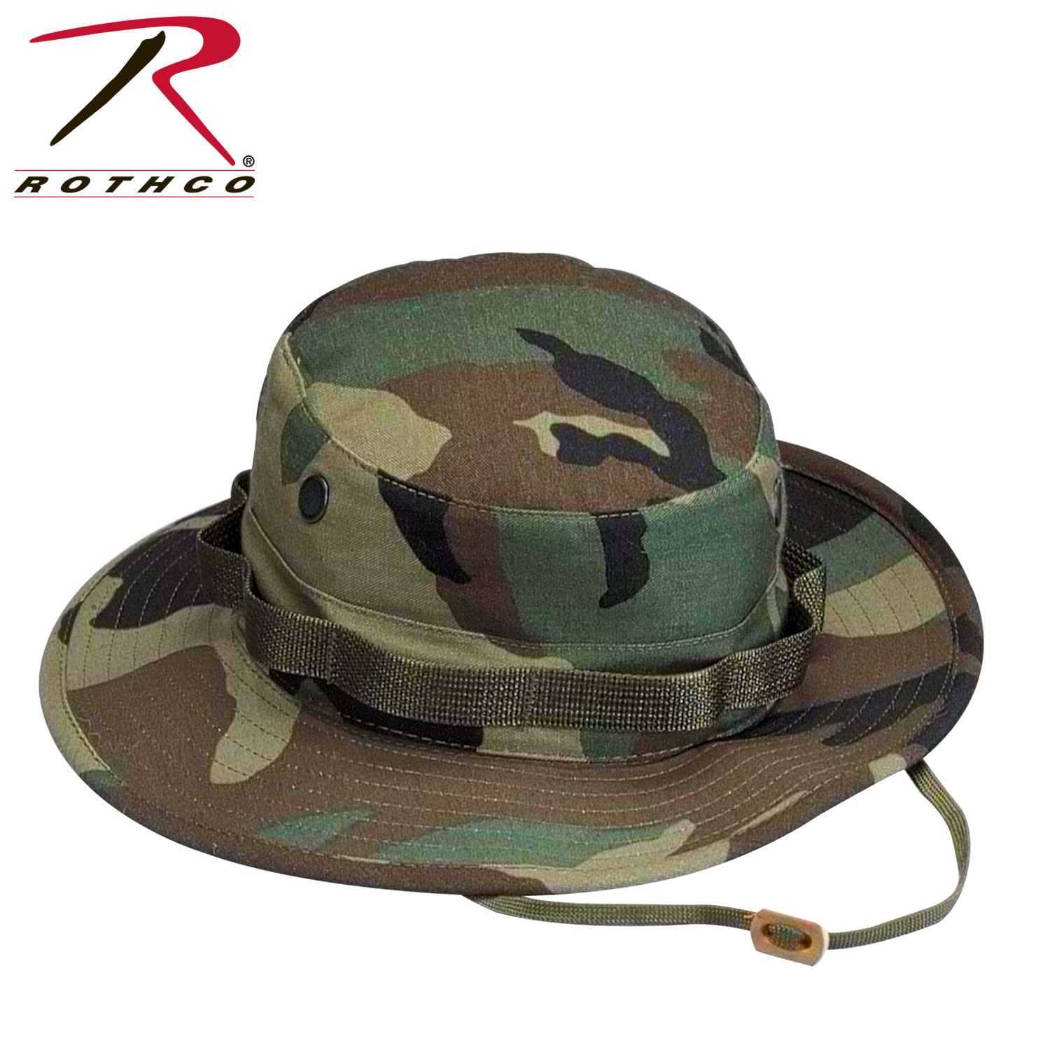 070c31d652f Rothco Camo Boonie Hat