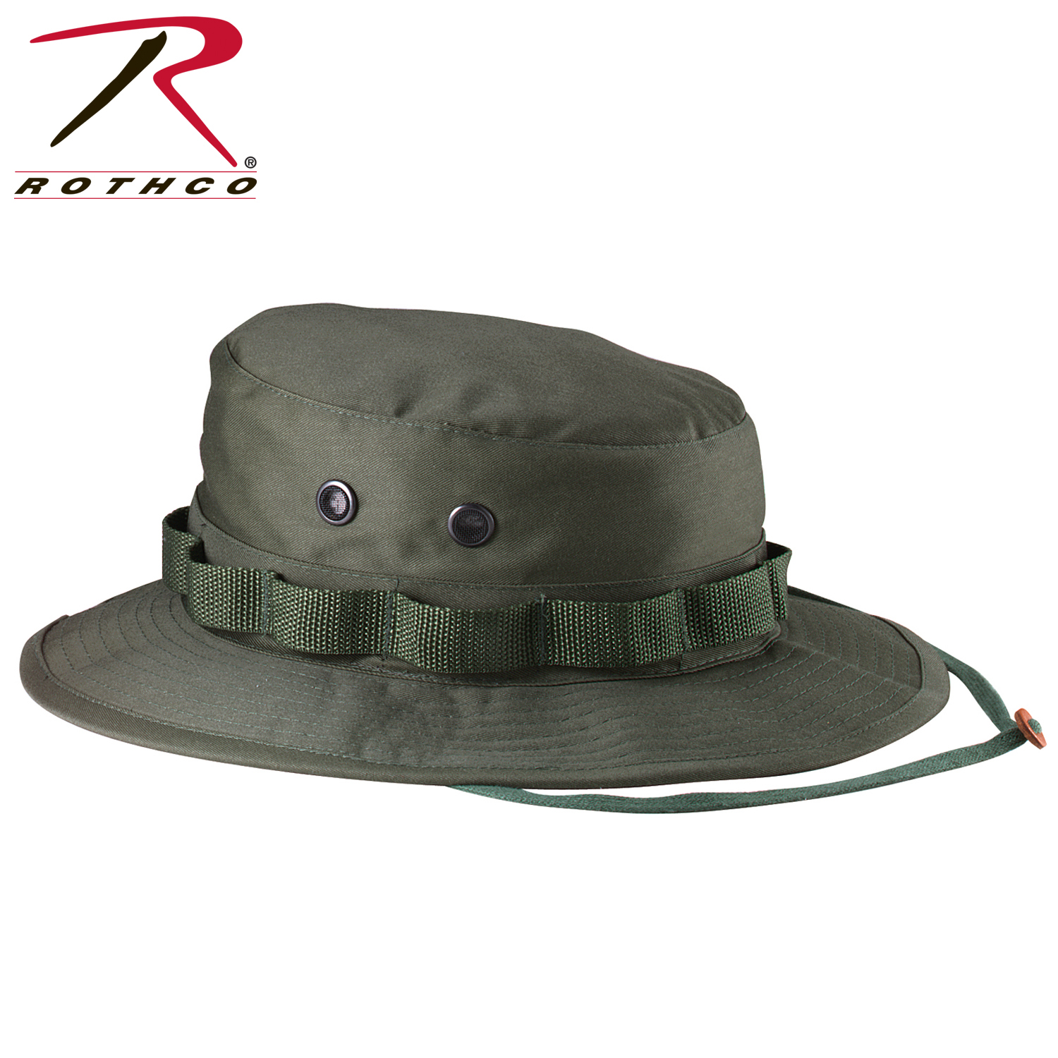Rothco 100 Cotton Rip Stop Boonie Hat