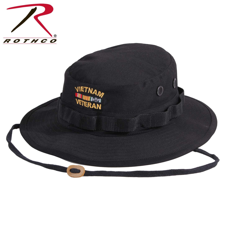 Rothco Vietnam Veteran Boonie Hat 7e7d5b000ab