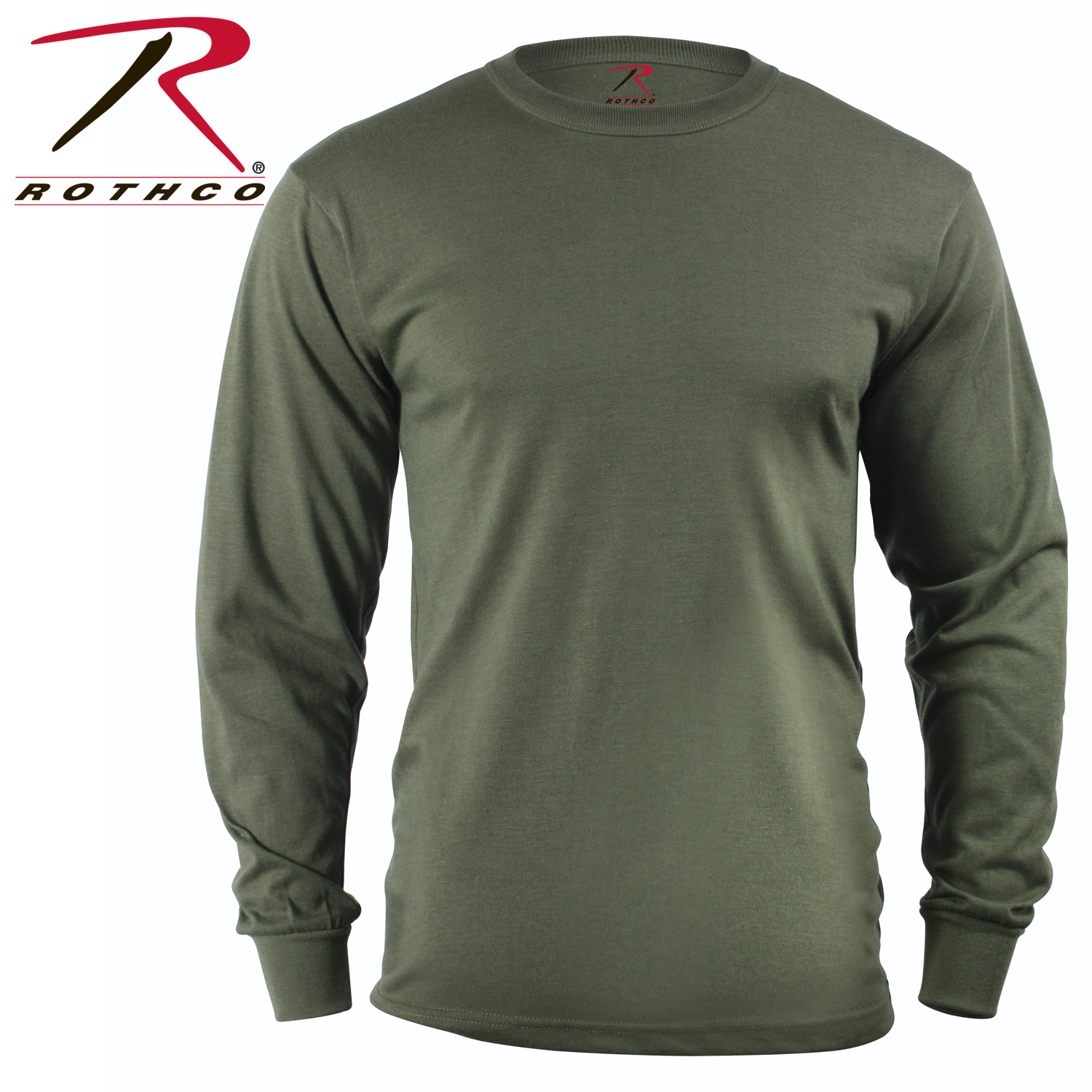 Rothco Long Sleeve Solid T-Shirt