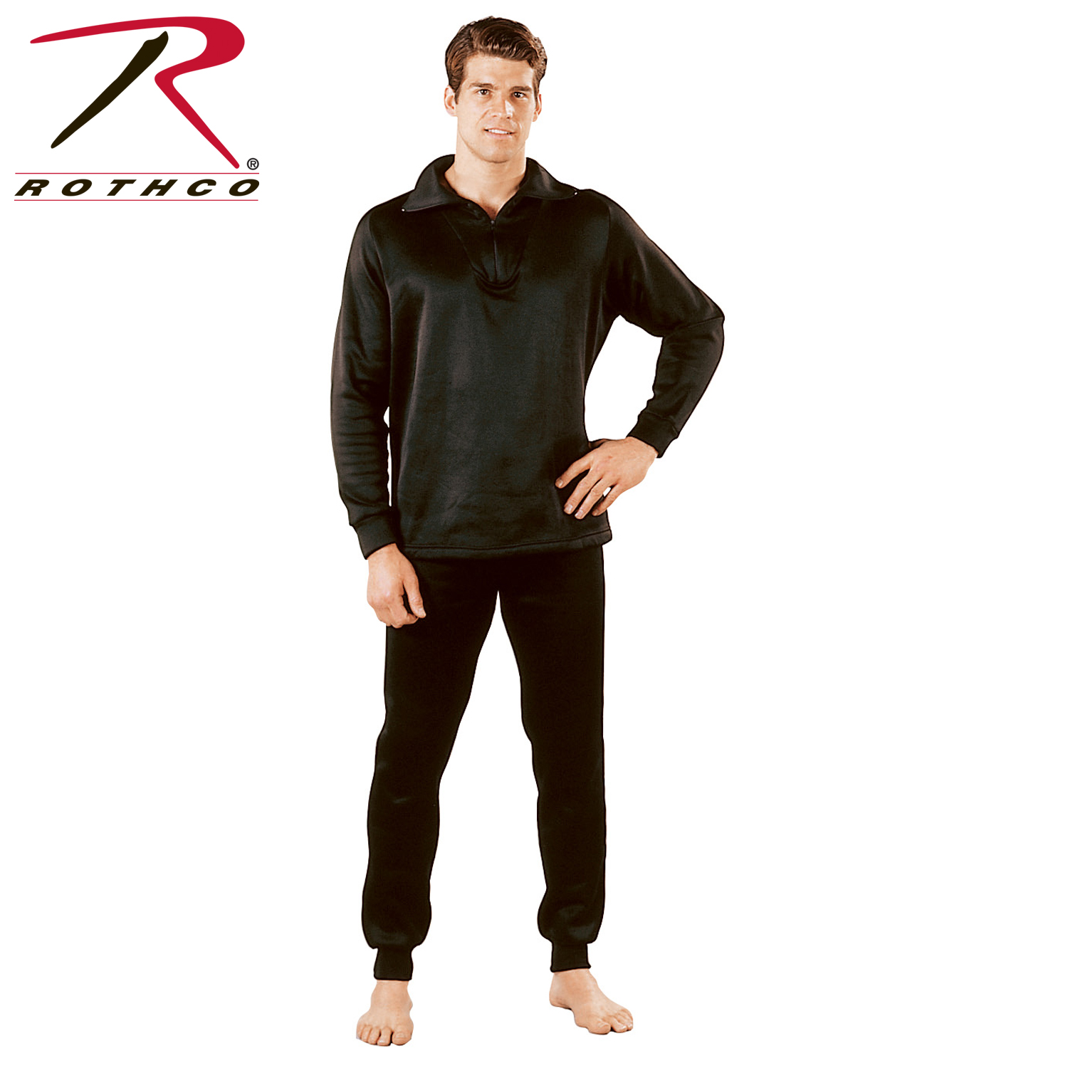 Rothco Thermal Knit Underwear Top