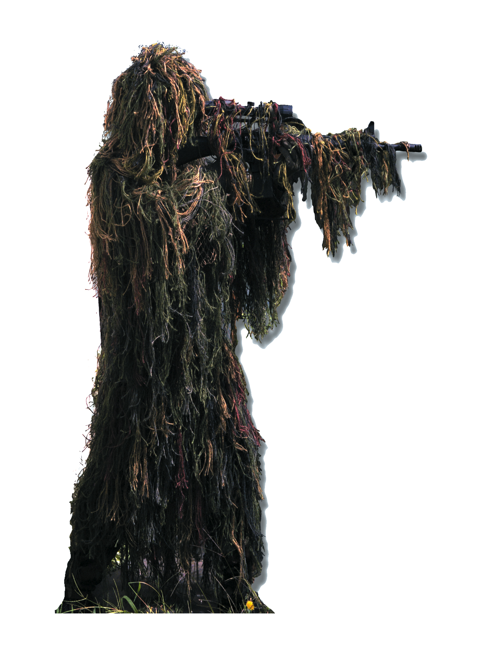 rothco ghillie flage ready to wear ghillie suit. Black Bedroom Furniture Sets. Home Design Ideas