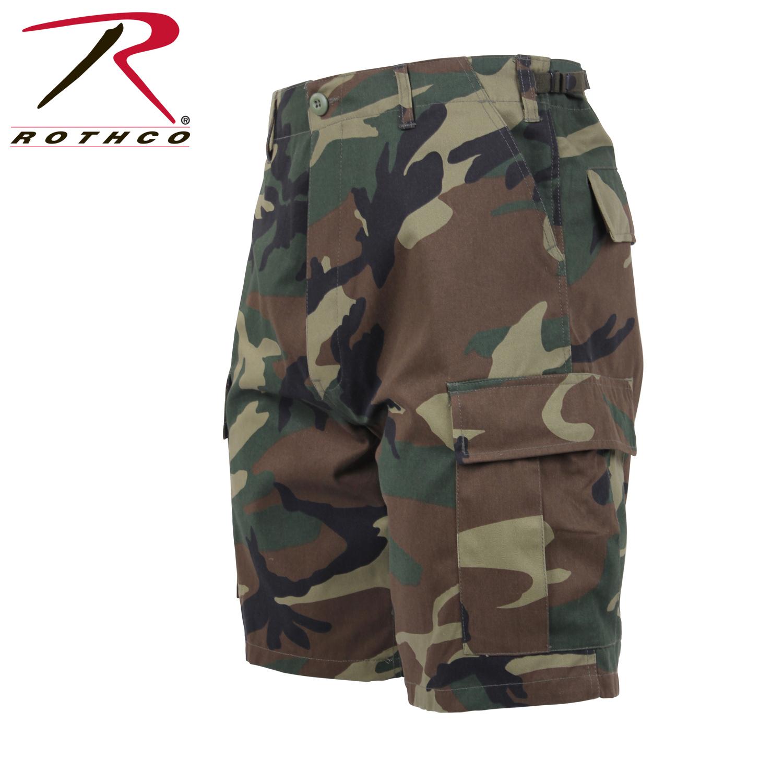 17e394953d Rothco Camo BDU Shorts