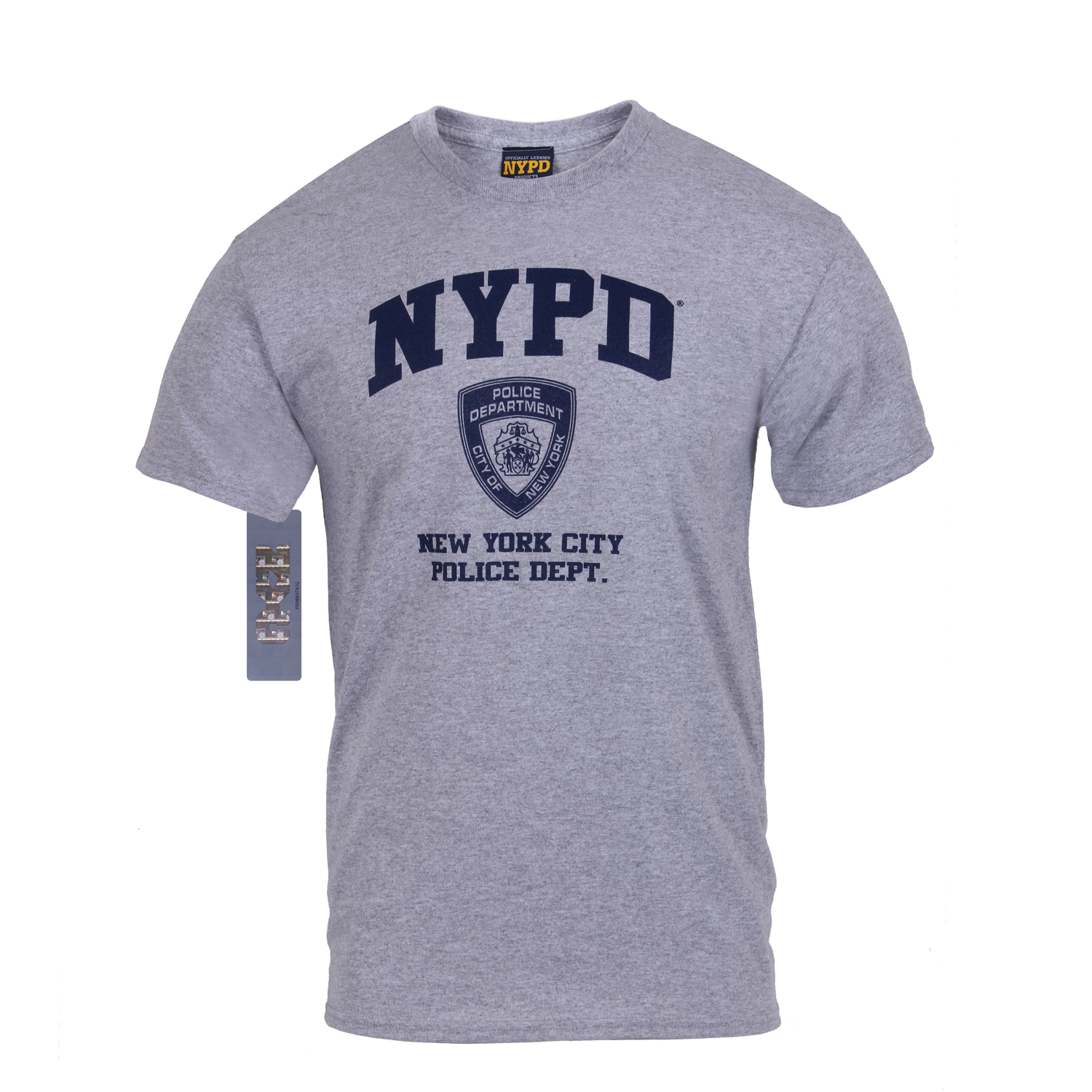 66577c742 Rothco,Officially Licensed,NYPD,Physical Training,T-shirt,police nypd