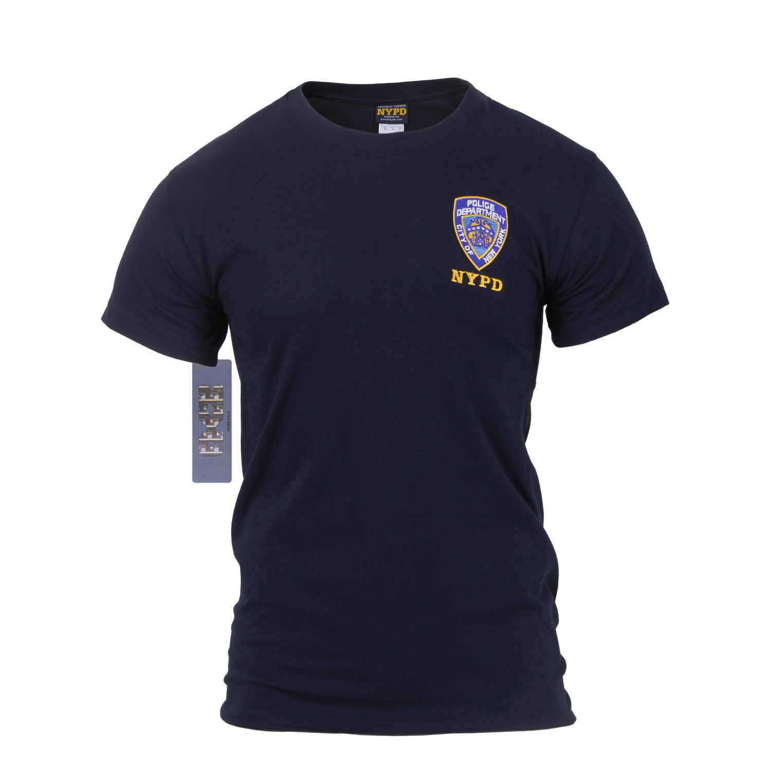 0455642fc Officially Licensed NYPD Emblem T-shirt