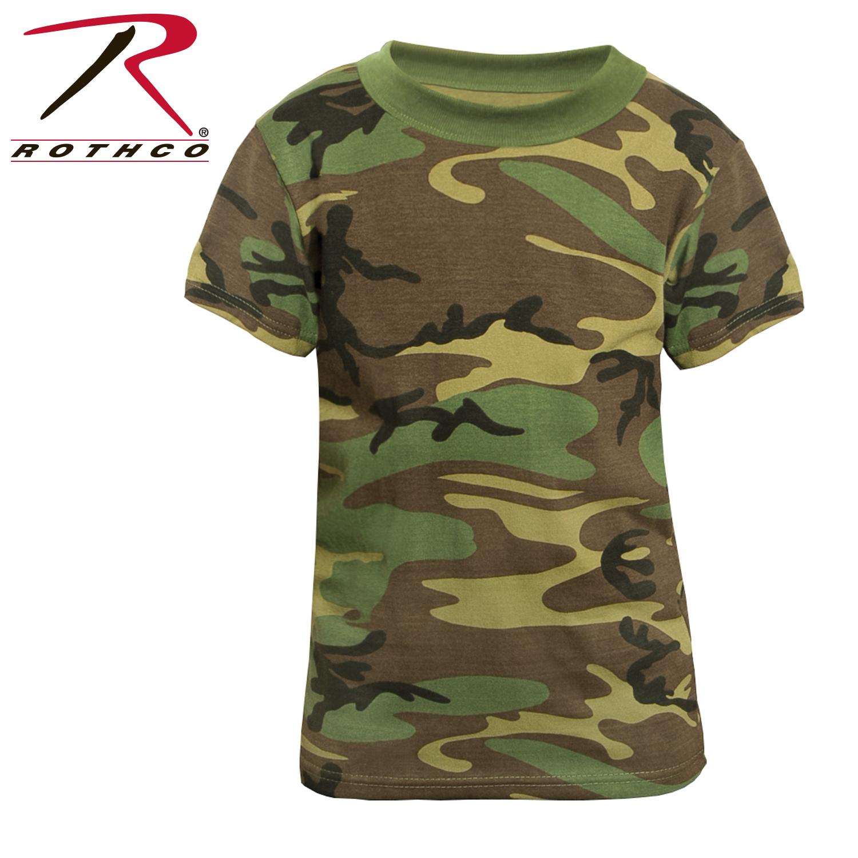 a898c825f Rothco Kids Camo T-Shirts