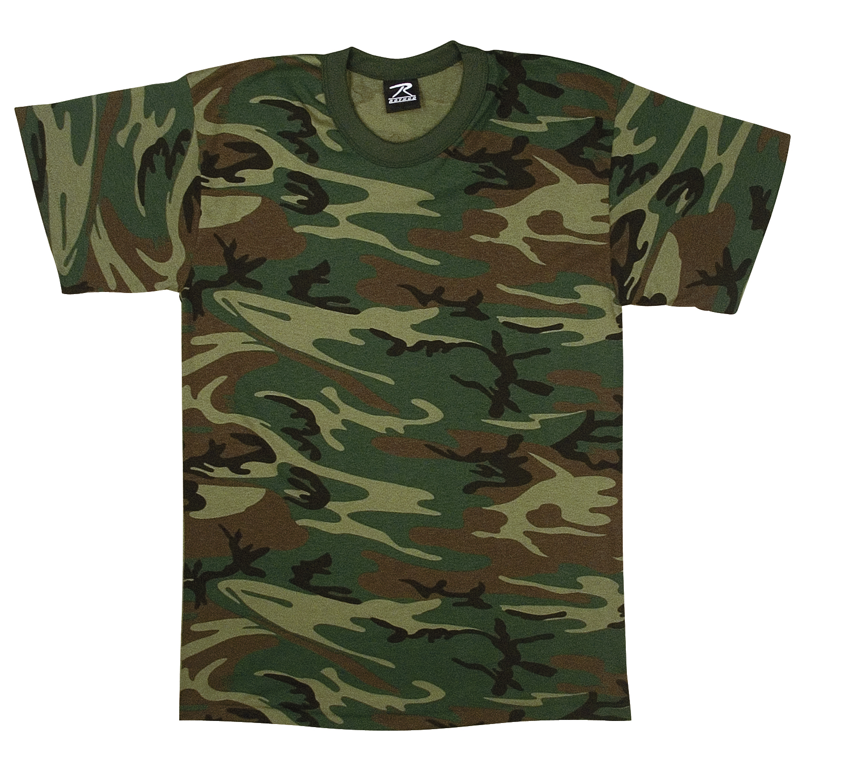 woodland camo u s made t shirt features woodland camouflage t shirt. Black Bedroom Furniture Sets. Home Design Ideas