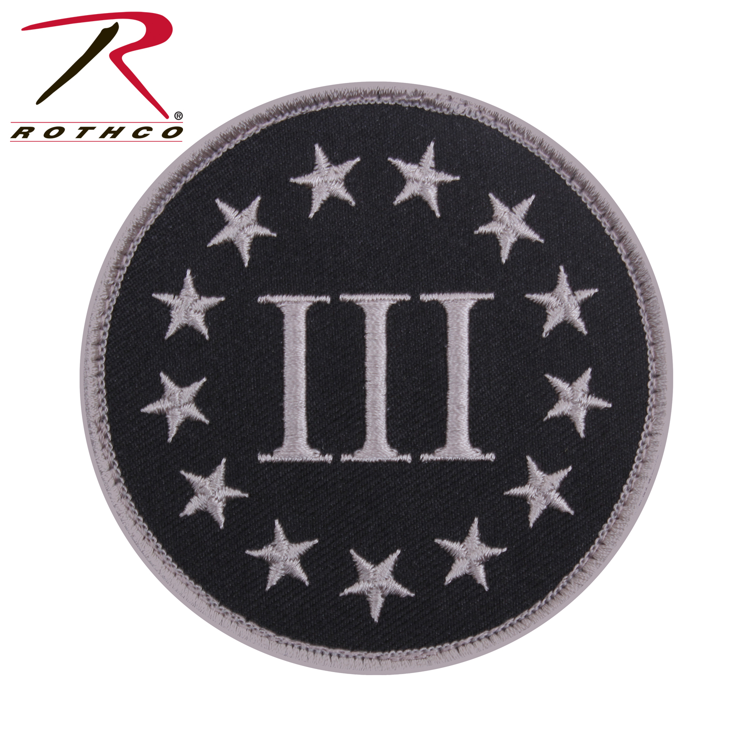 Image result for THREE PERCENTER patch