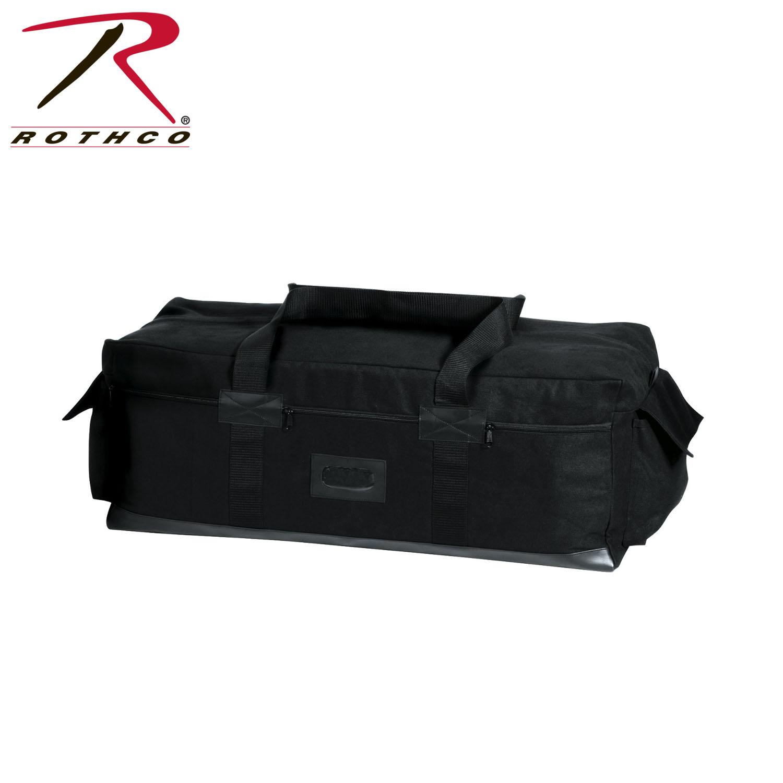 c5ae02b1dd Rothco Canvas Israeli Type Duffle Bag