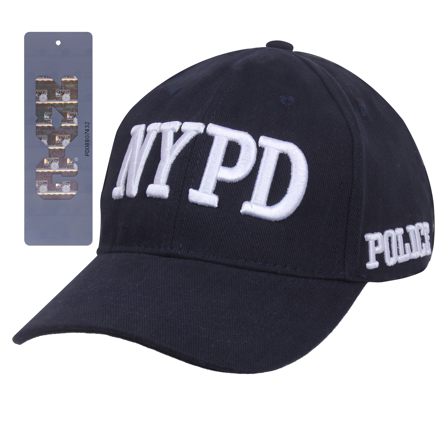 0f531543c10 Officially Licensed NYPD Adjustable Cap