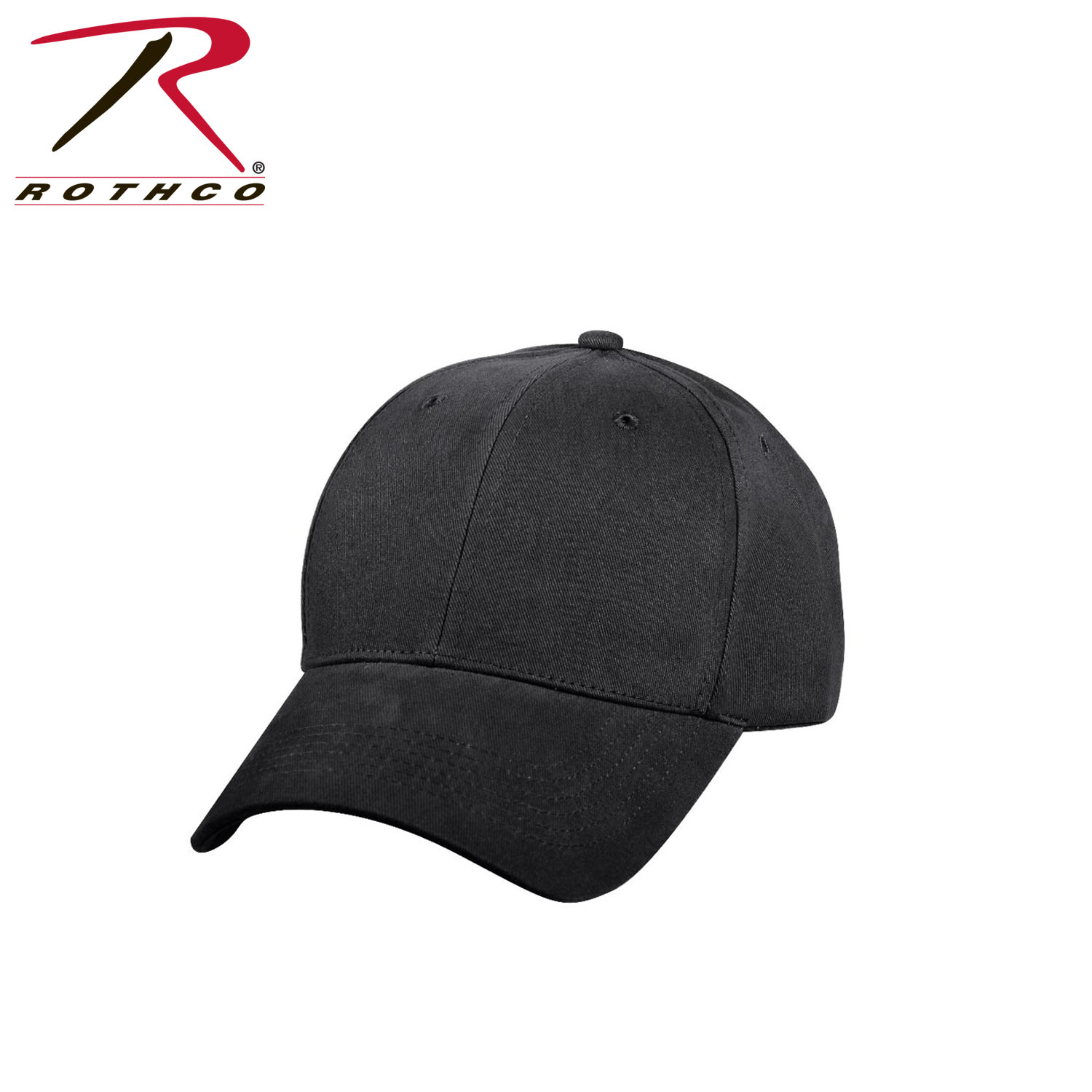 5639b103bd2 Rothco Supreme Solid Color Low Profile Cap