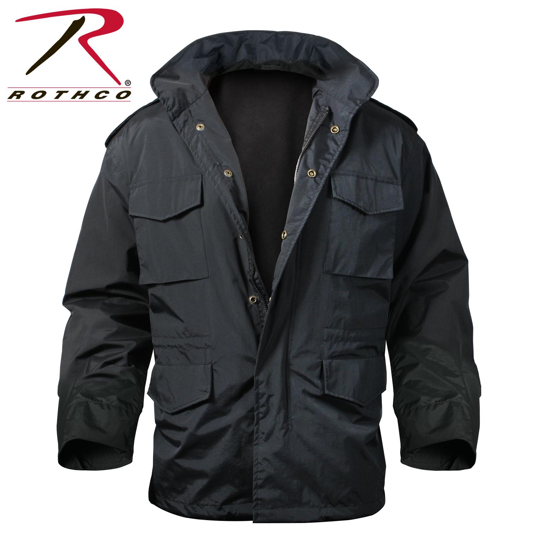 27249454c Rothco Vintage M-65 Field Jacket
