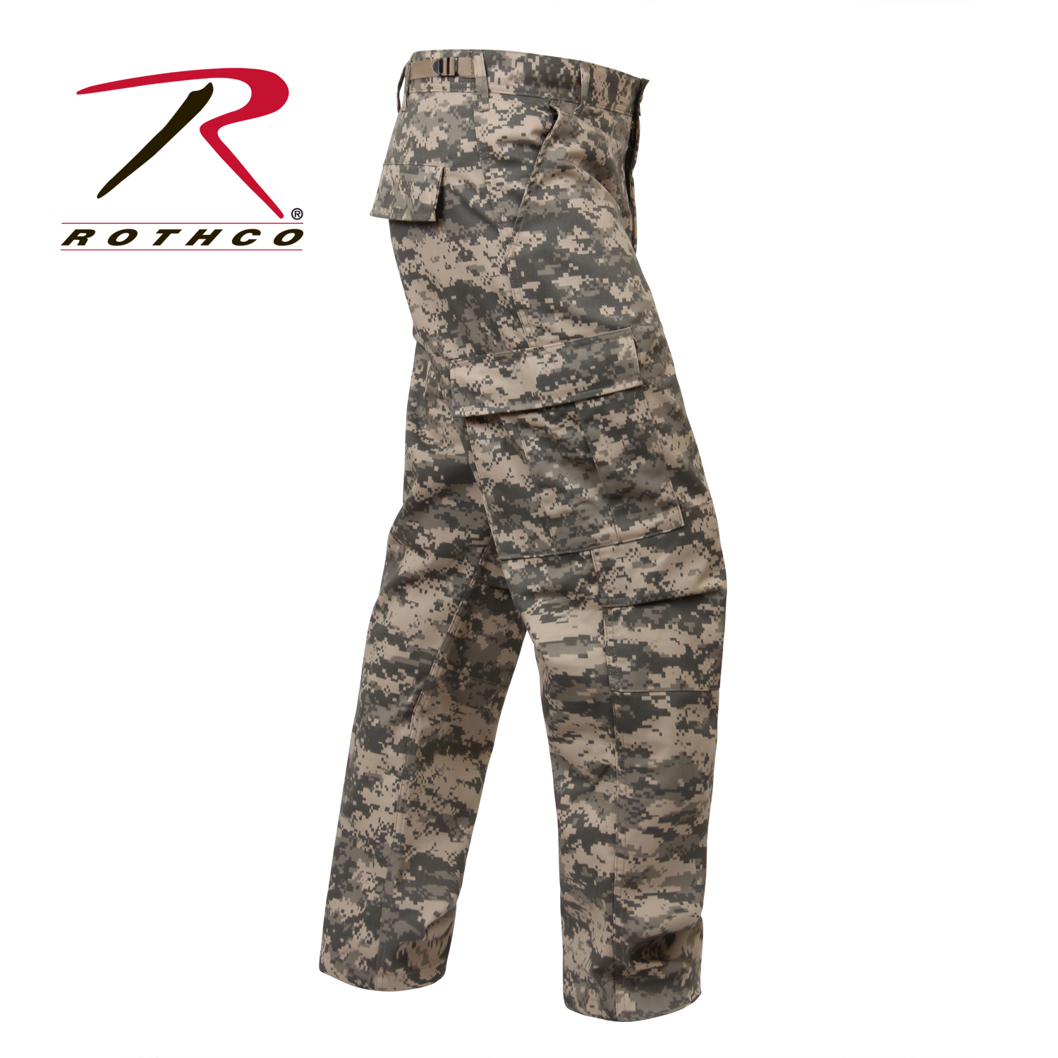 0115b96f164a3 Rothco Digital Camo Tactical BDU Pants