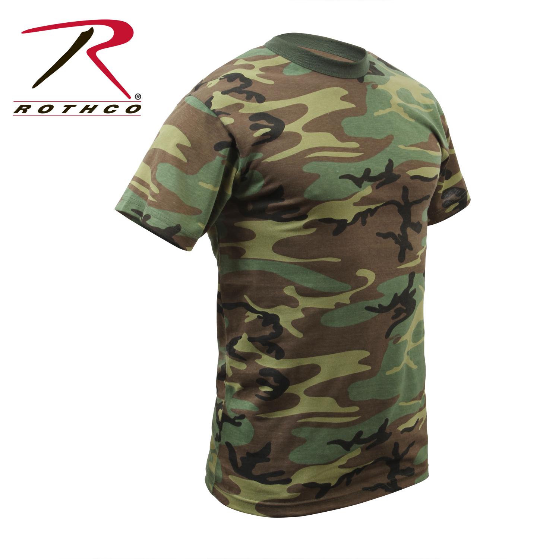 66f1f7c3 Rothco Camo T-Shirt