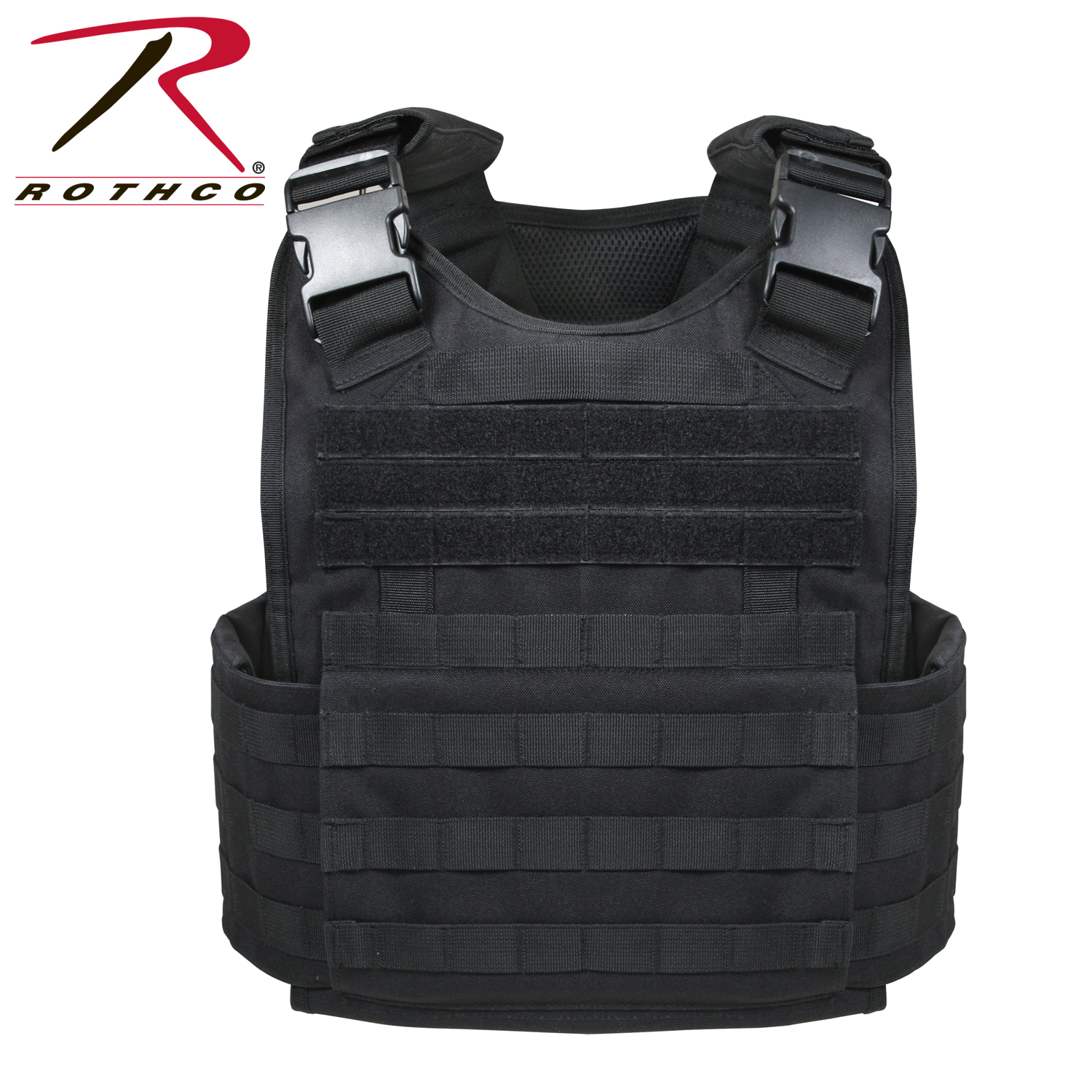 Carrier Rothco Rothco Molle Molle Plate Vest nwm8vNO0