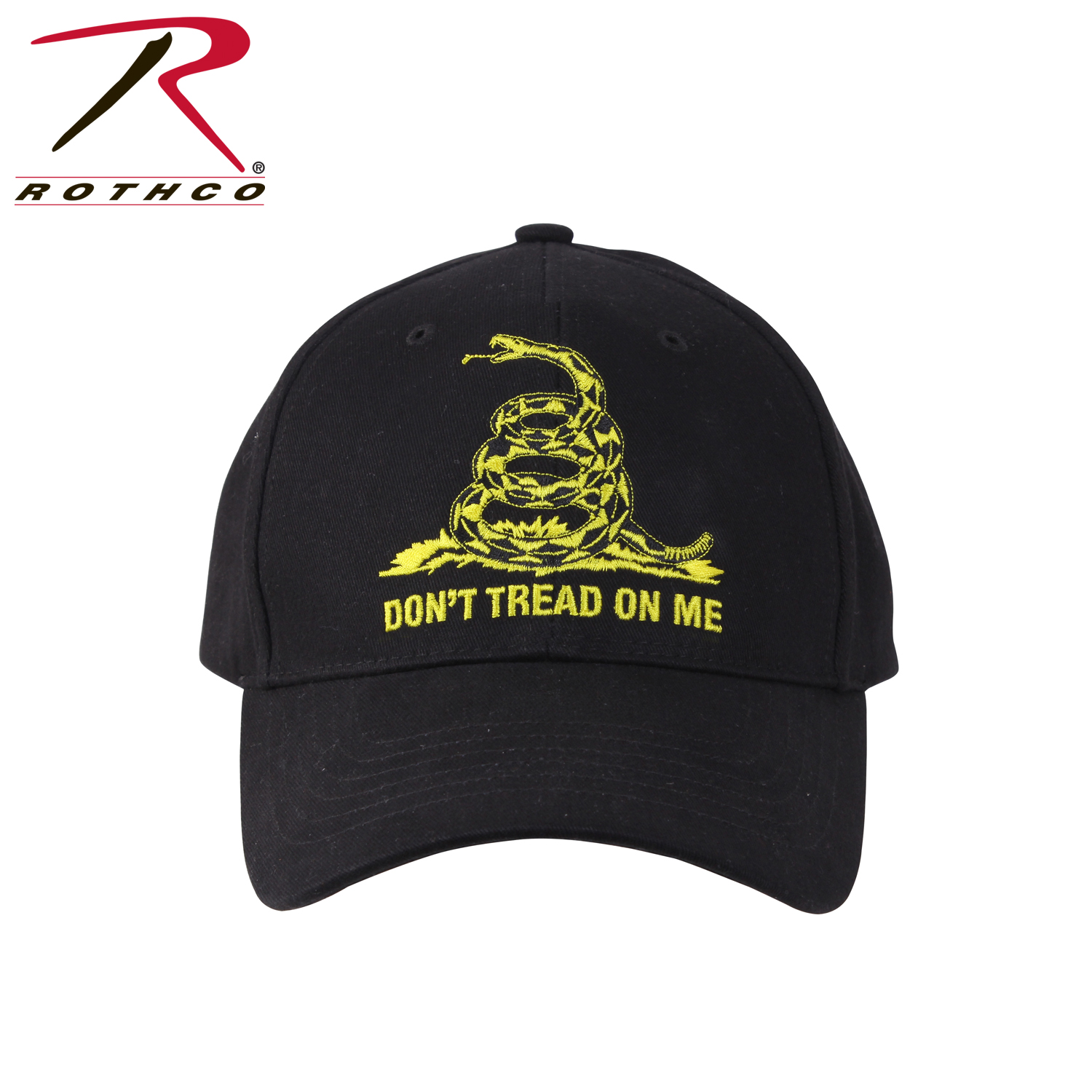 bb5638ddf32 Rothco Don t Tread On Me Low Profile Cap