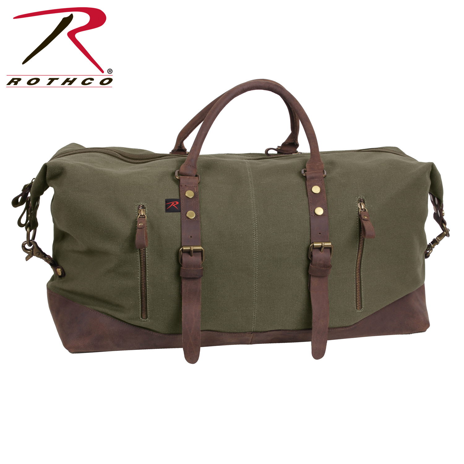 1b89f10367 Rothco Deluxe Long Weekend Bag