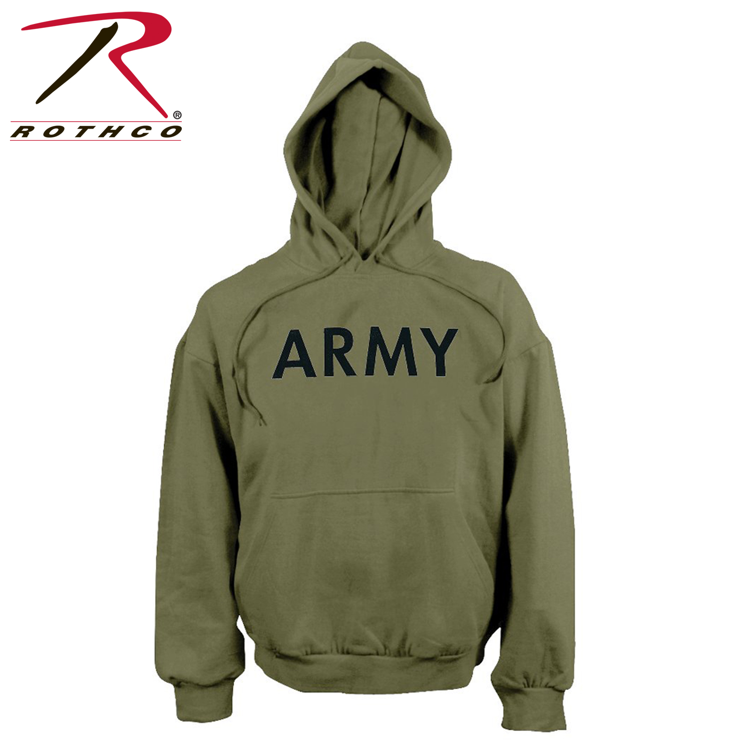 6907cf1b ... army hooded sweatshirt, army pullover. Loading zoom