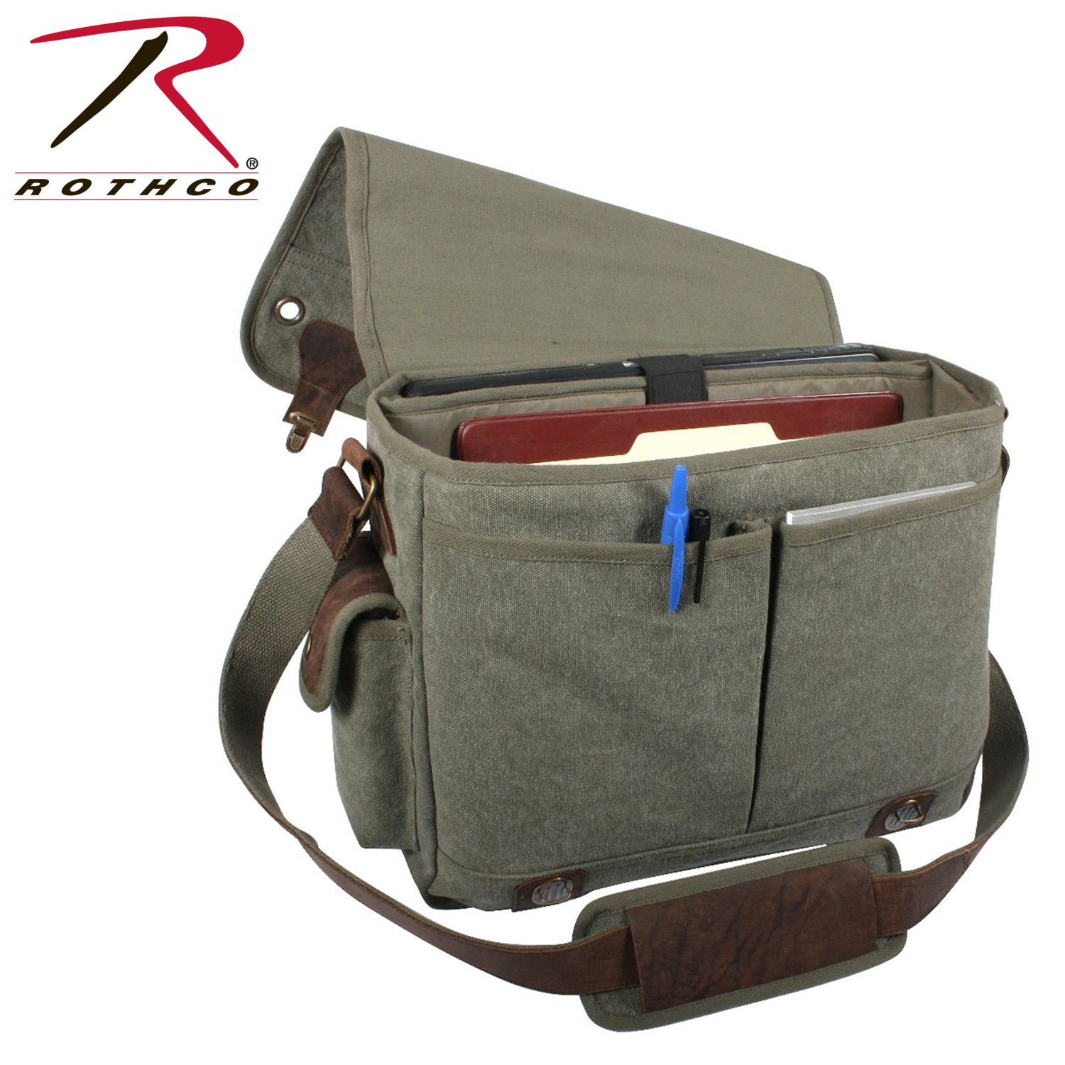 Laptop Bag Carry Case Lap Top Canvas