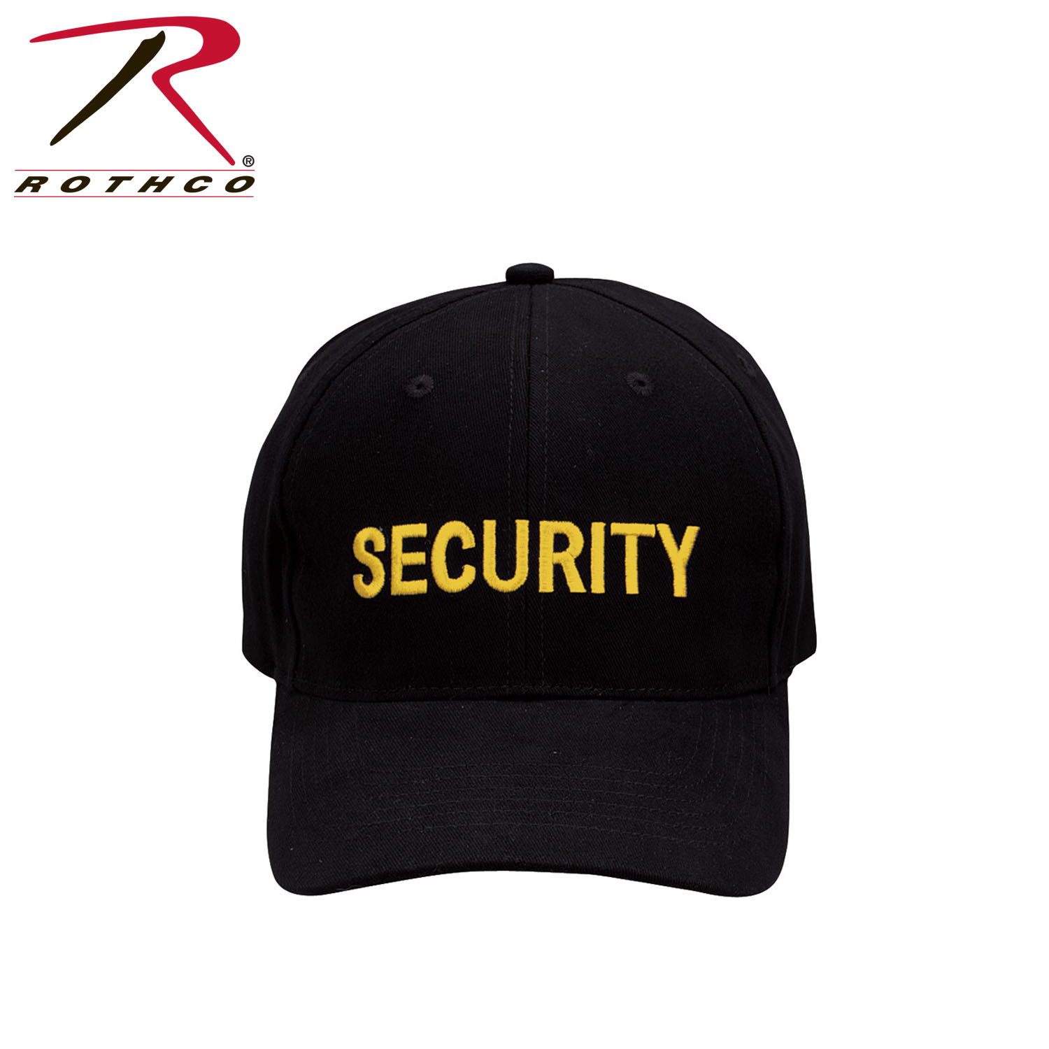 ae23c75c Rothco Security Supreme Low Profile Insignia Cap