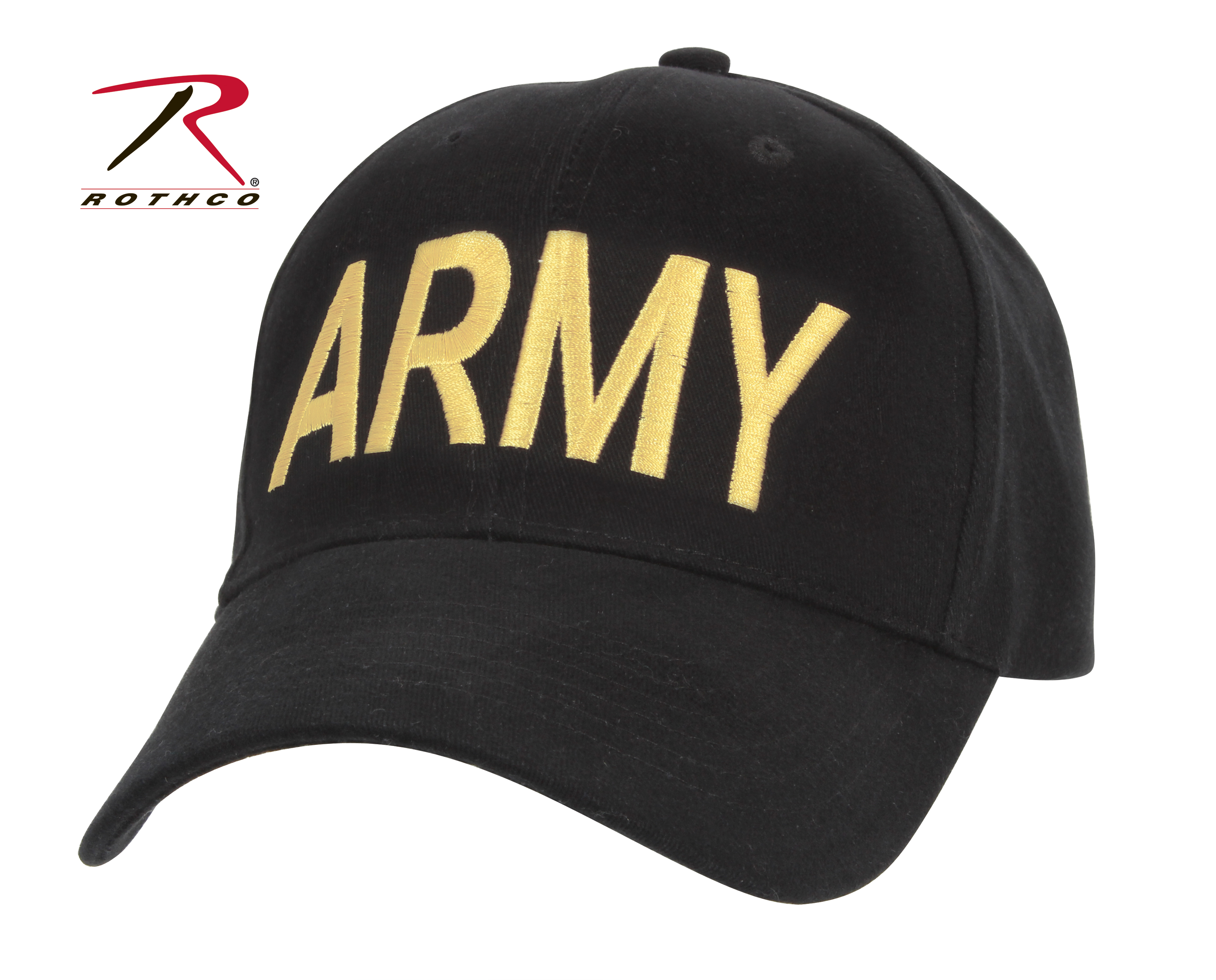45d63b2c401 Rothco Army Supreme Low Profile Cap