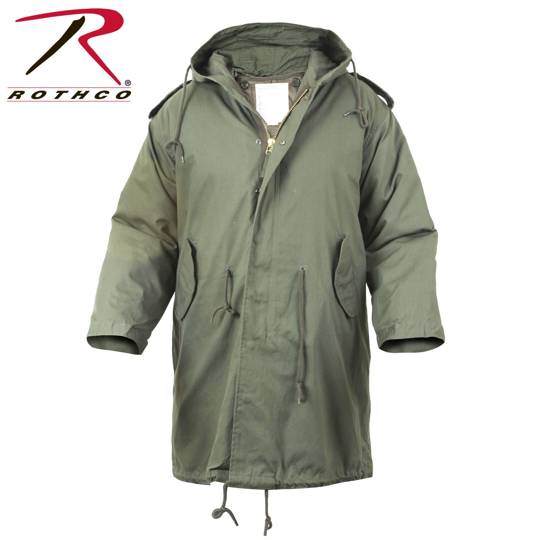 Rothco M-51 Fishtail Parka