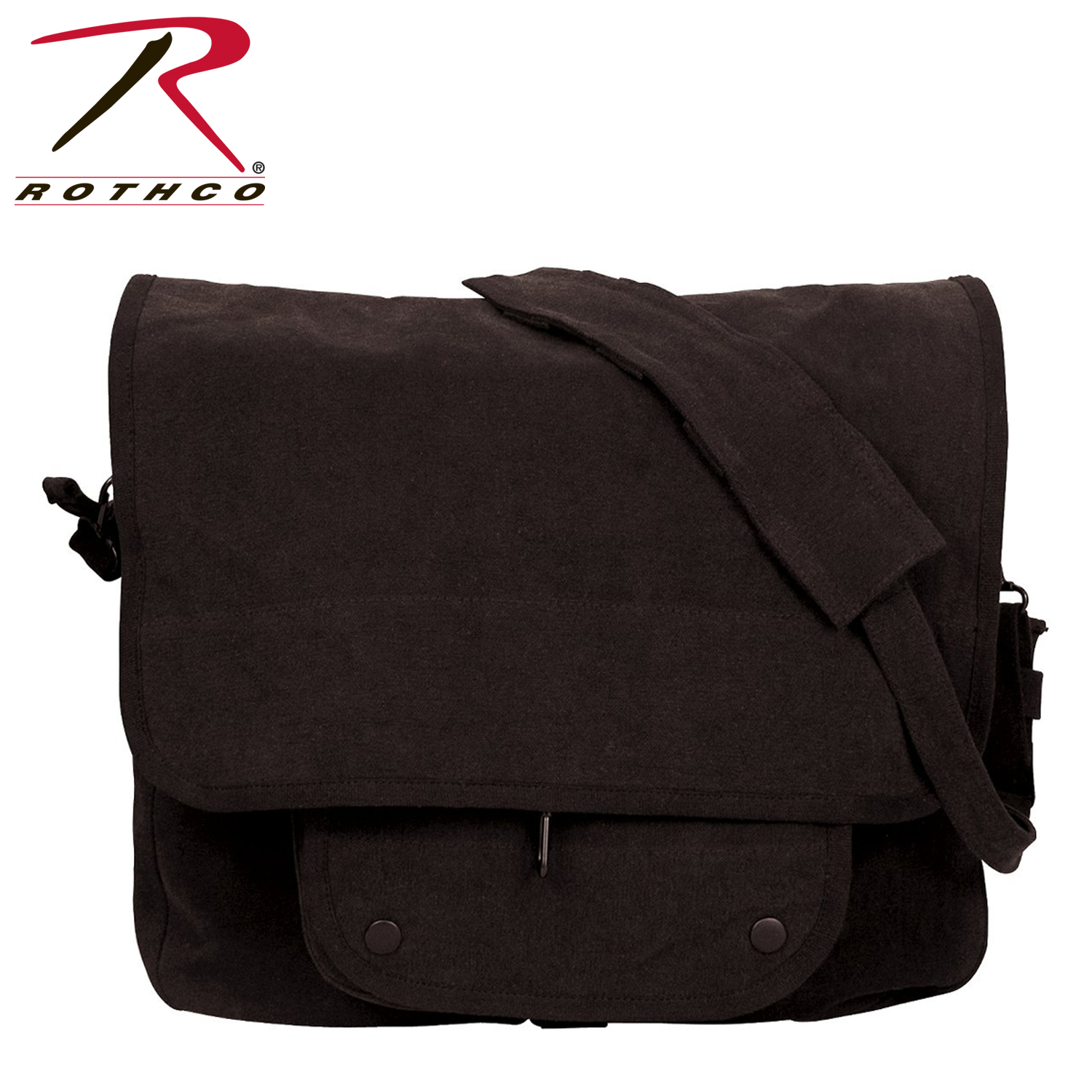 6076ce1f4c Rothco Vintage Canvas Paratrooper Bag