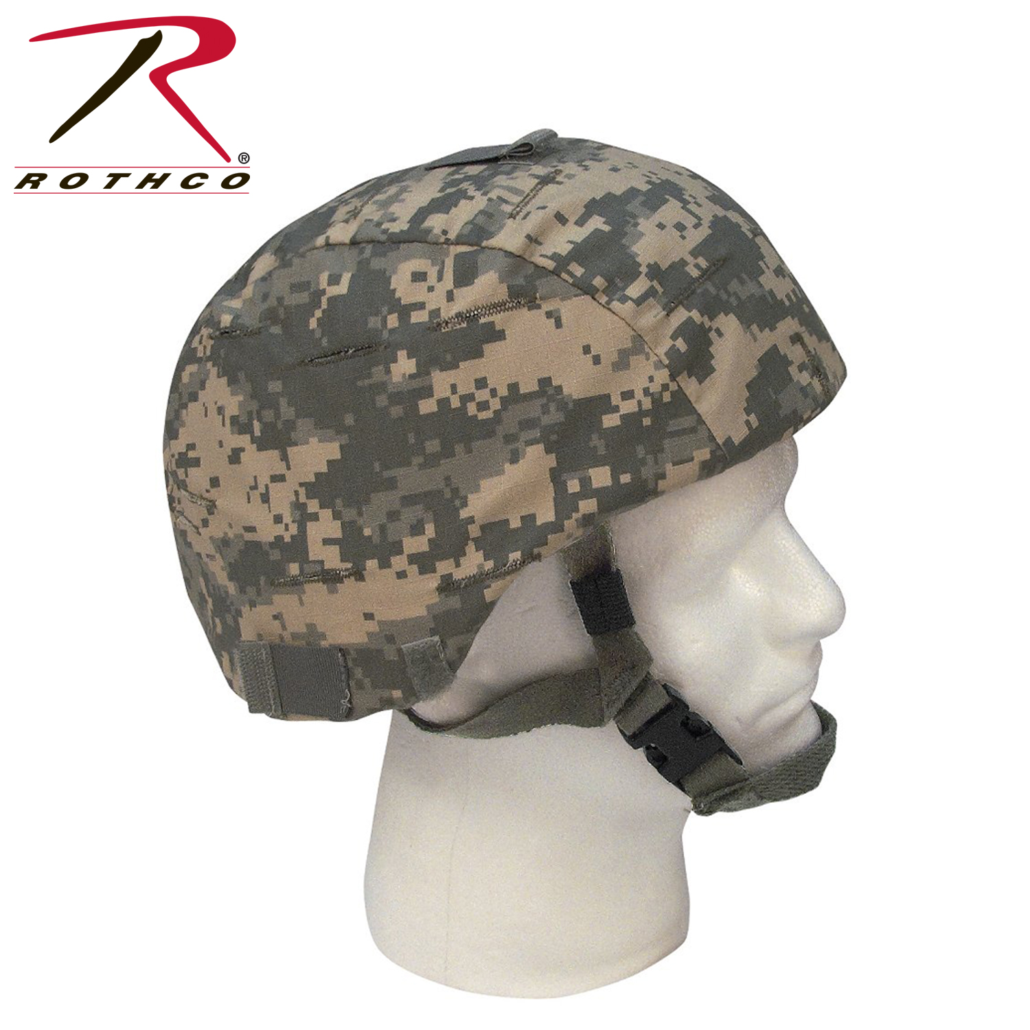 2e55afdcd4cd Rothco G.I. Type Camouflage MICH Helmet Covers