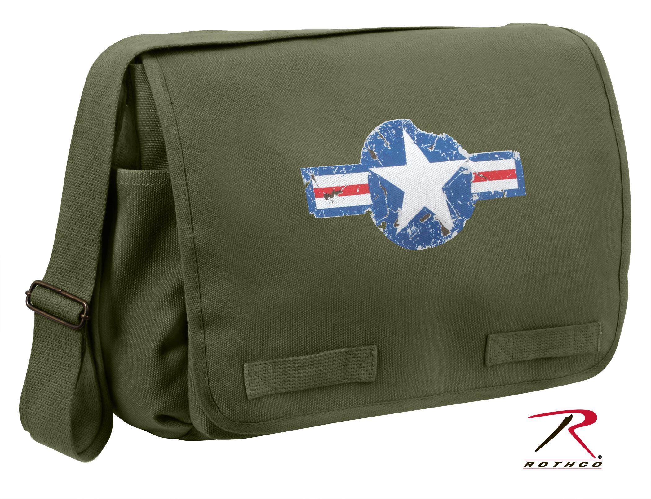 Supreme Military Shoulder Bag 93