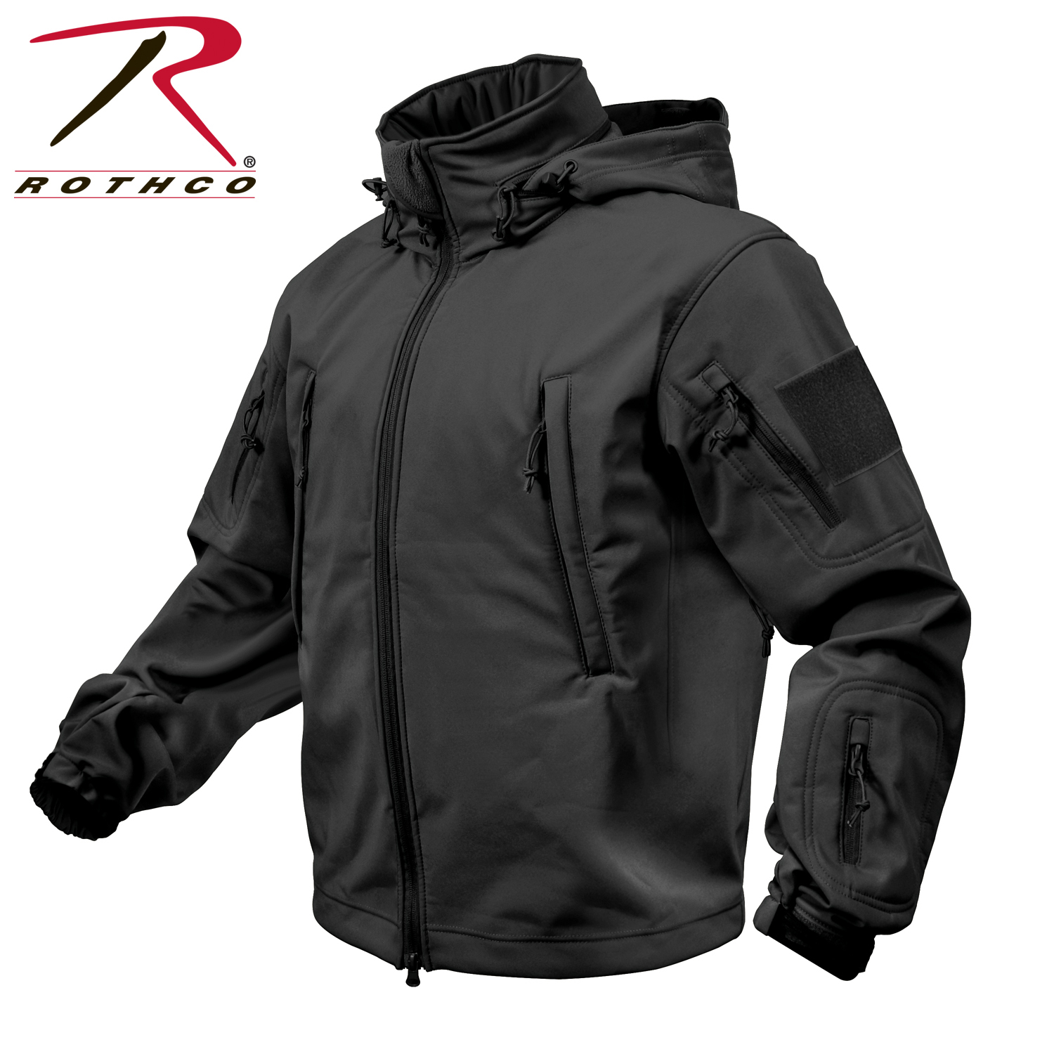 Rothco Special Ops Tactical Soft Shell Jacket c76405f9950